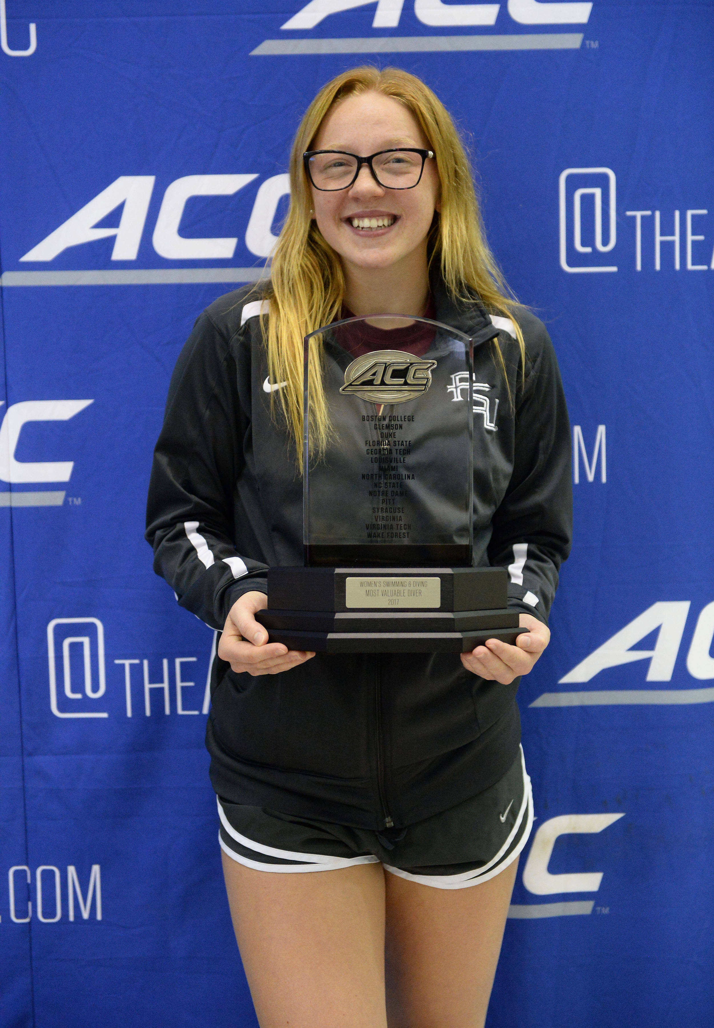 ACC Women's Swimming & Diving Championships