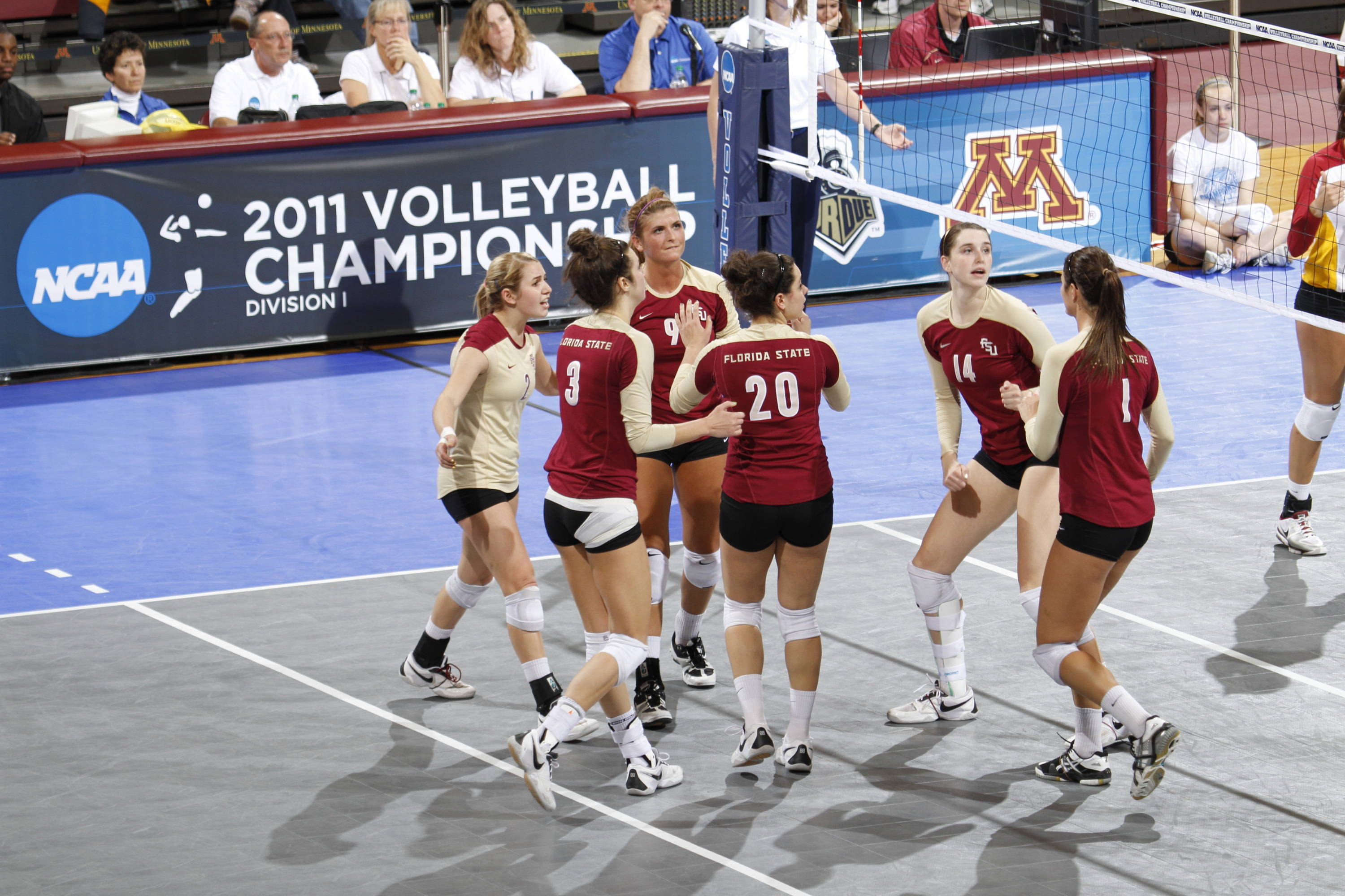 FSU vs. Iowa State, Regional Finals in Minneapolis