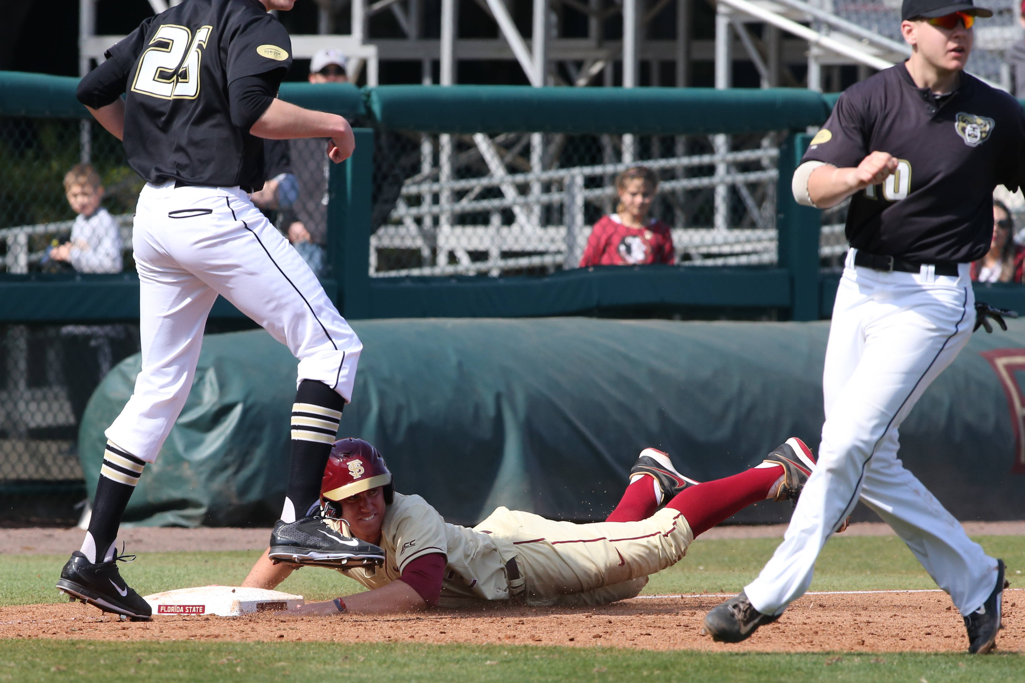 Florida State vs Oakland – Game 3