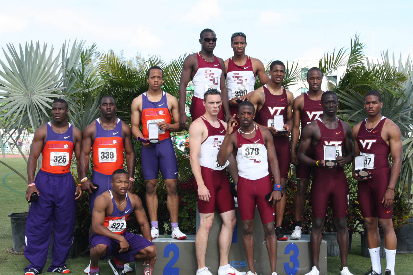 2009 ACC Outdoor Track & Field Championships Final Day - 4