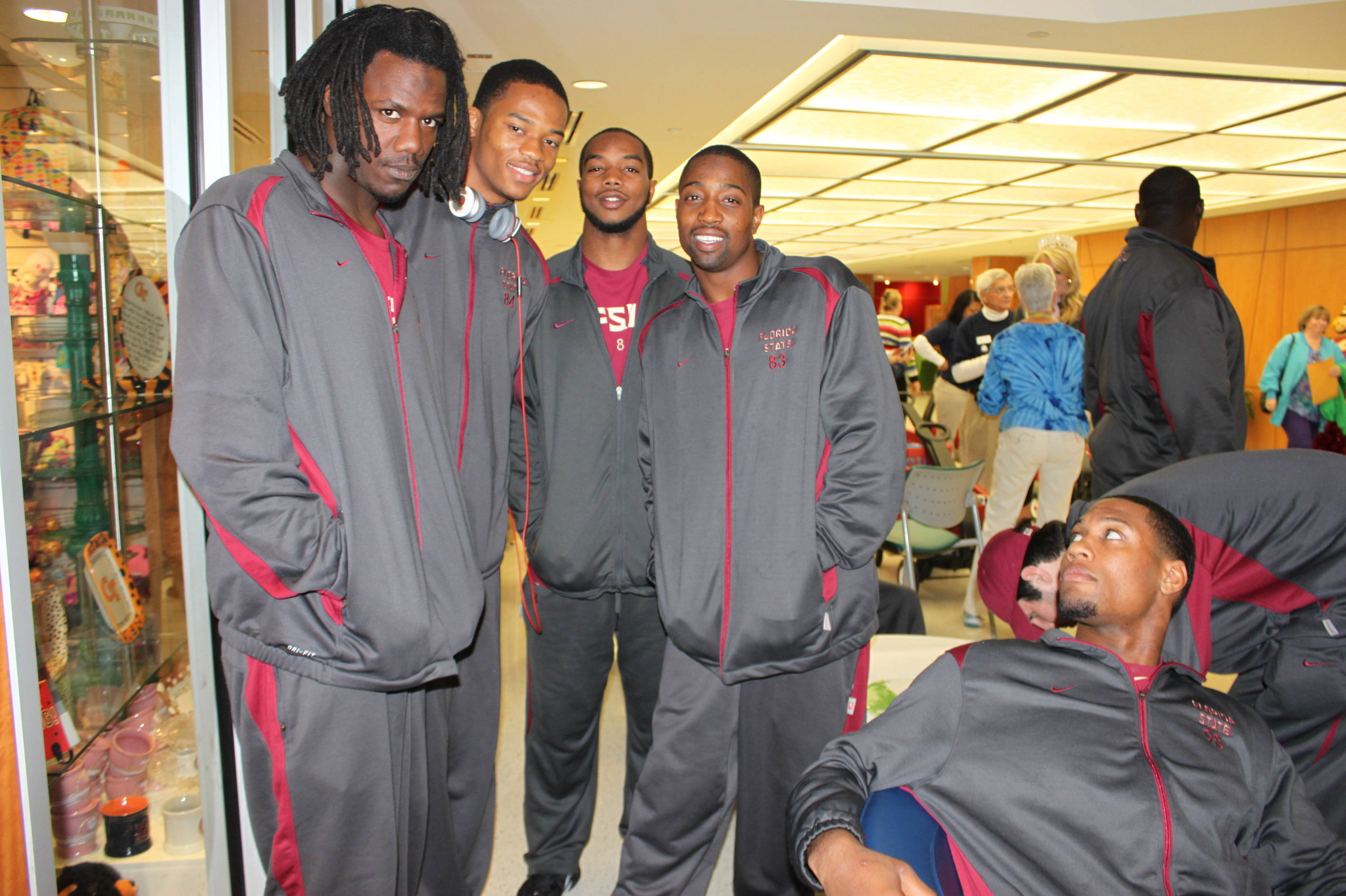 Chick-fil-A Bowl Hospital Visit
