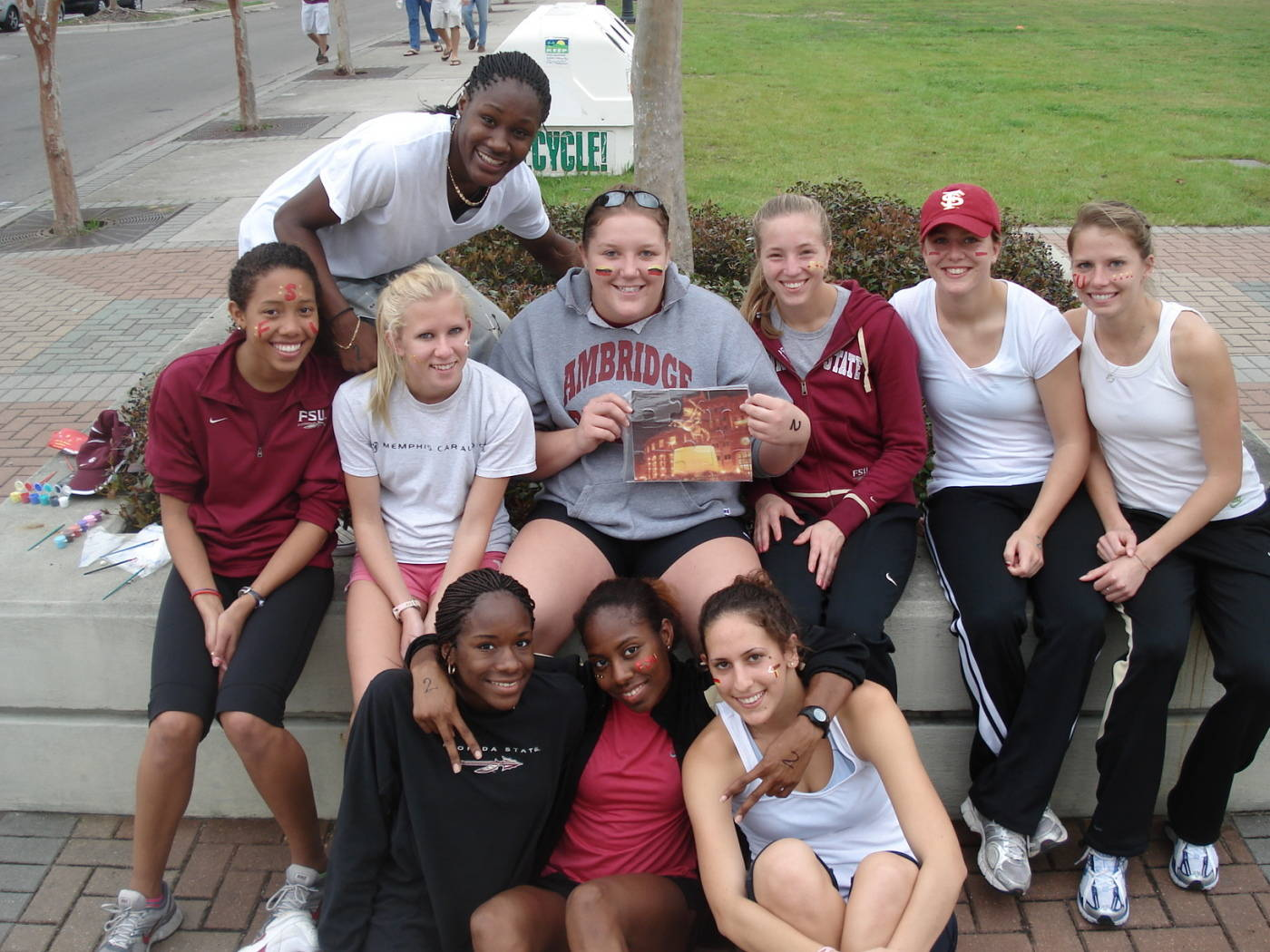 2009 Women's Track and Field Retreat: