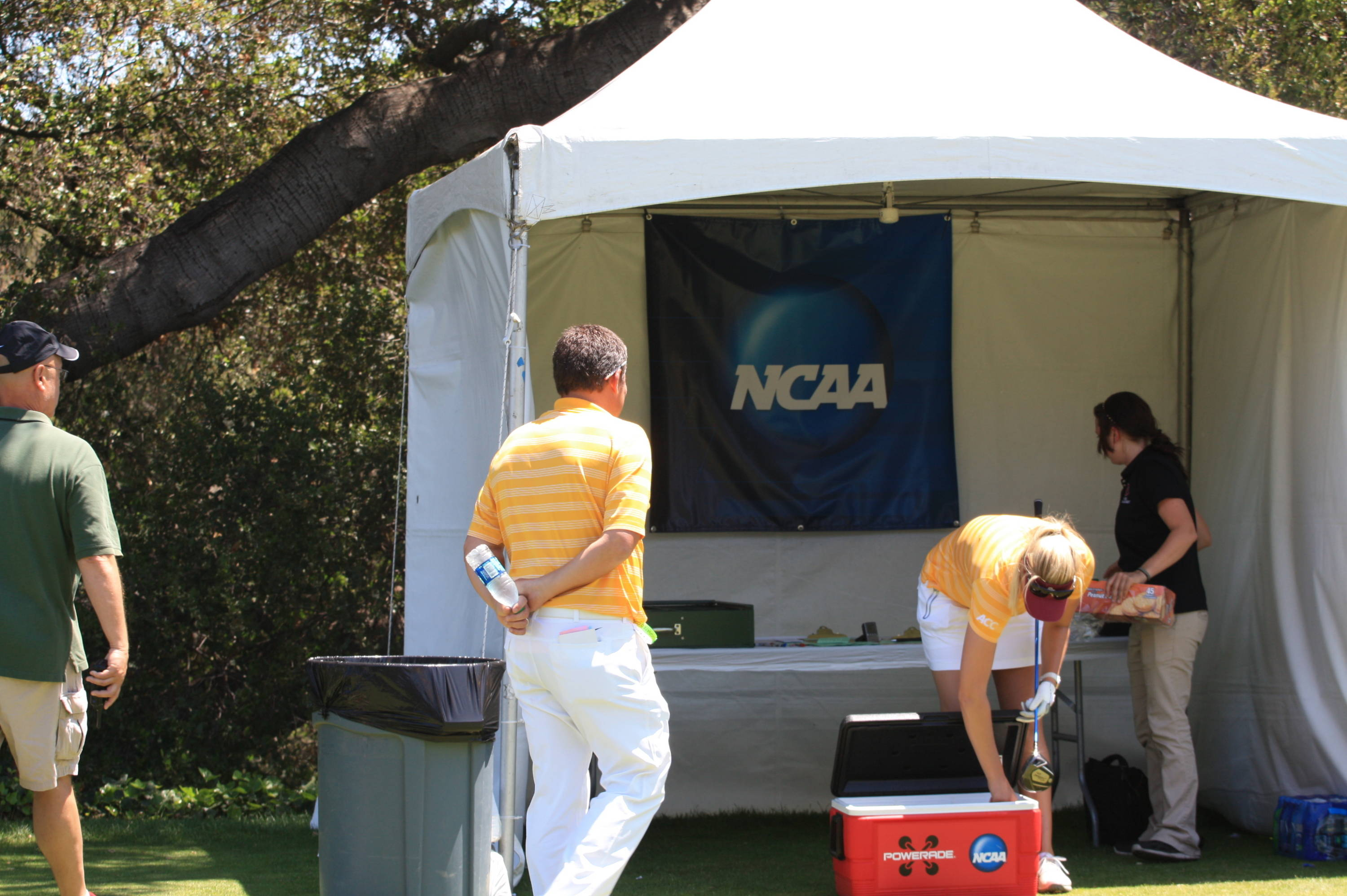 2013 NCAA Women's Golf West Regional Championships