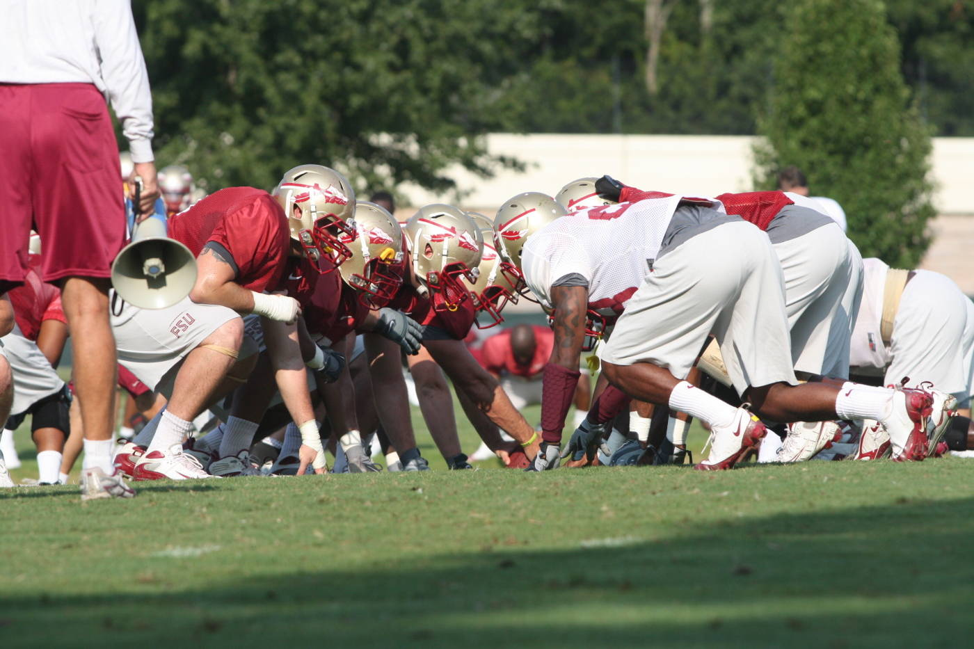 FSU Football Practice: Day Five