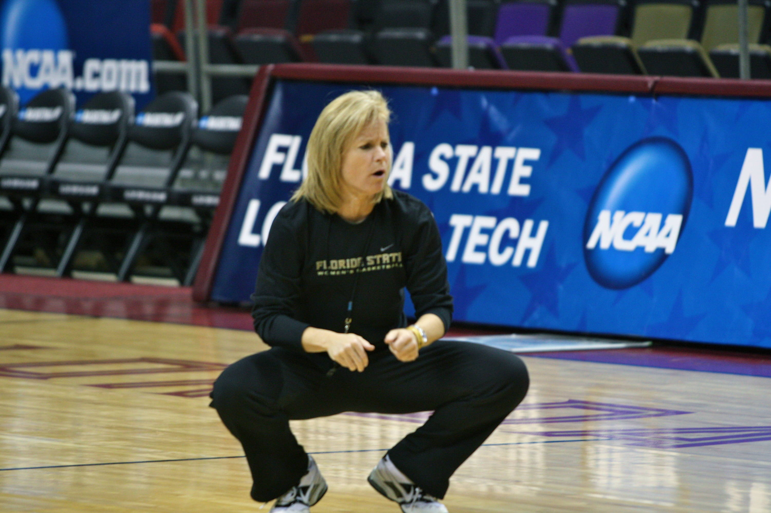 Head Coach Sue Semrau