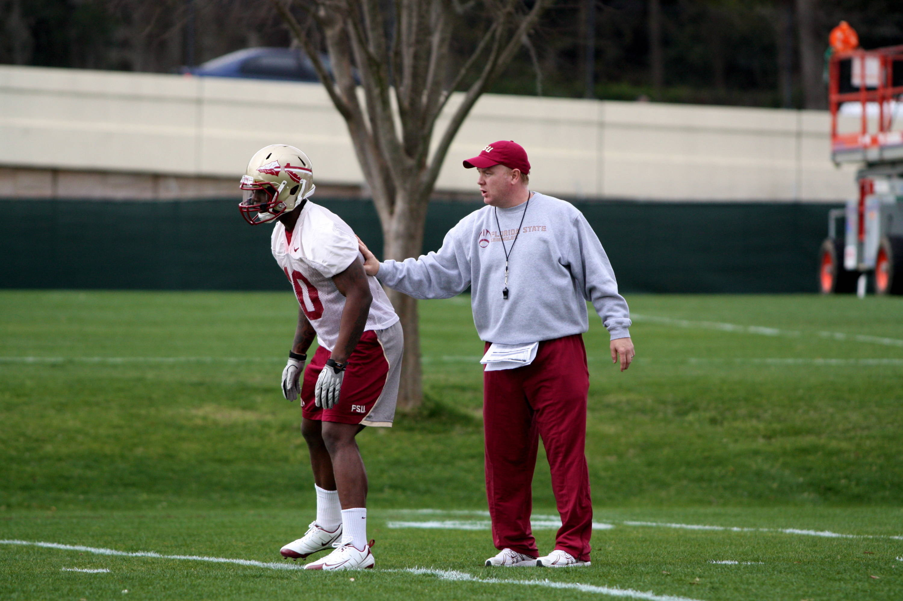 Coach Stoops with Nick Moody (10)