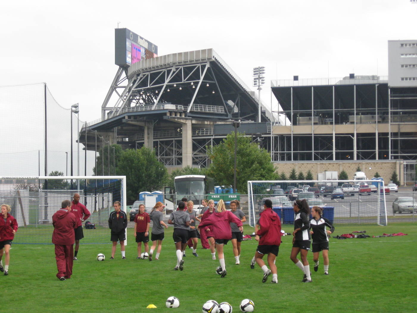 Florida State Soccer at Penn State