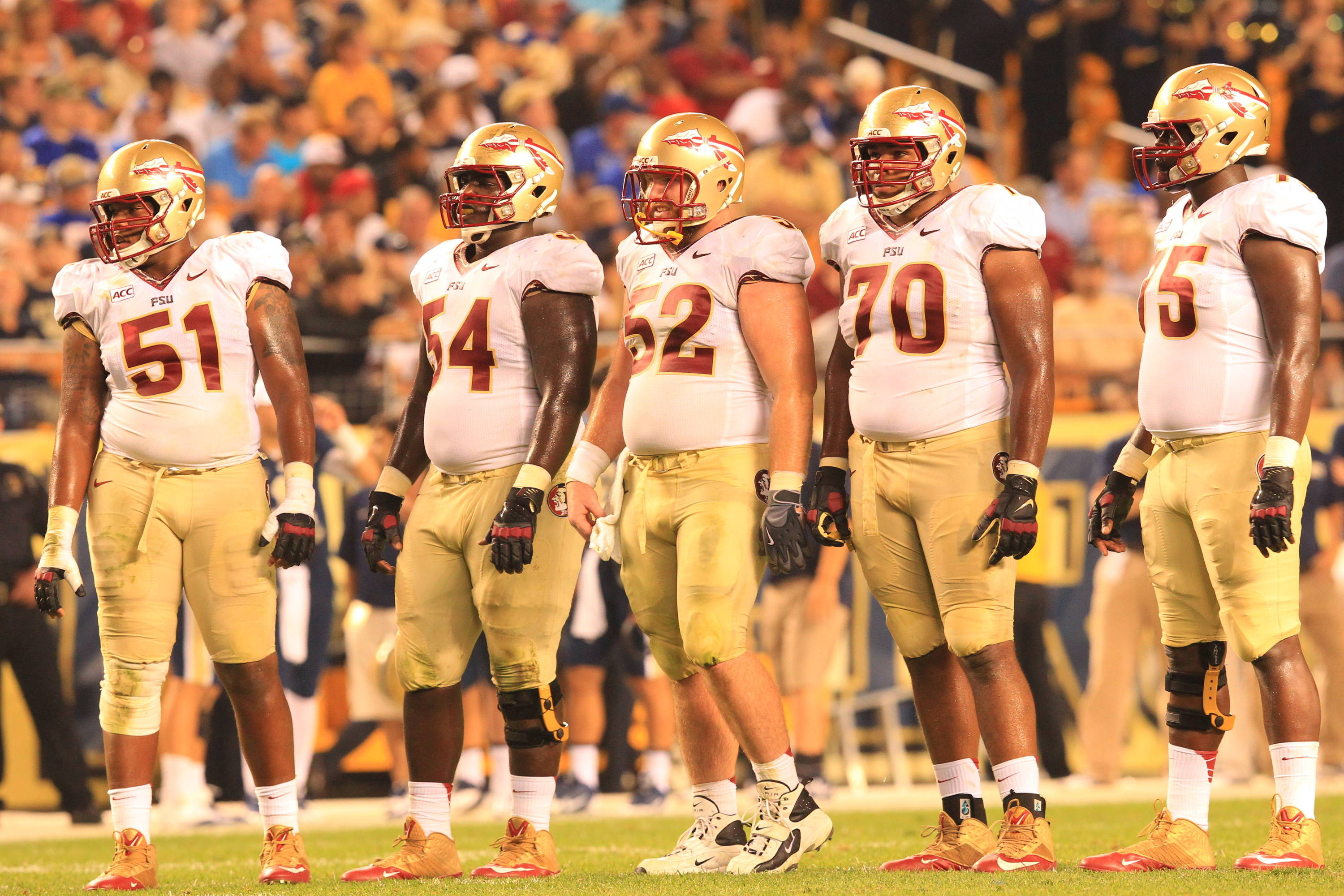 The Offensive Line
