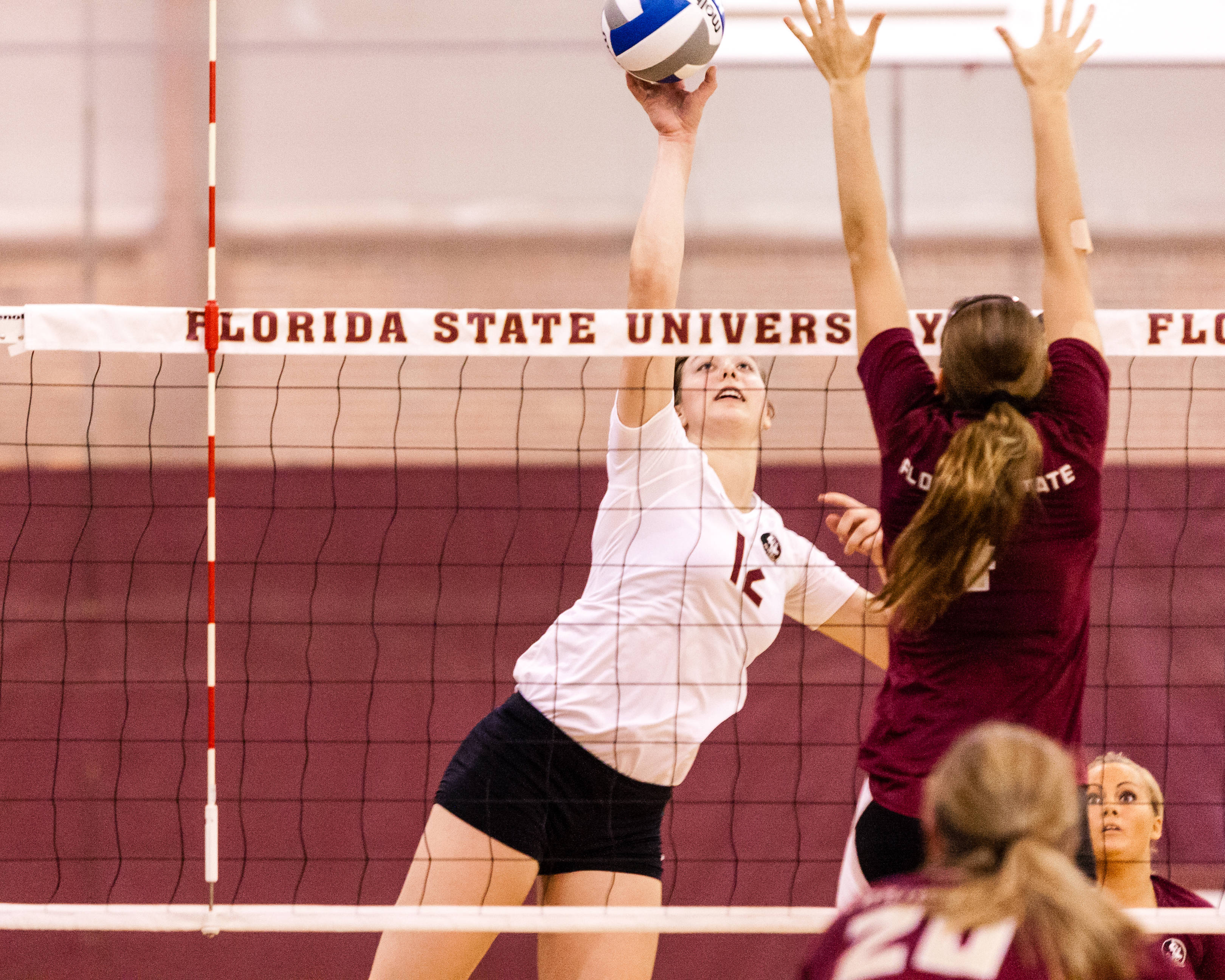 Florida State Garnet-Gold Match