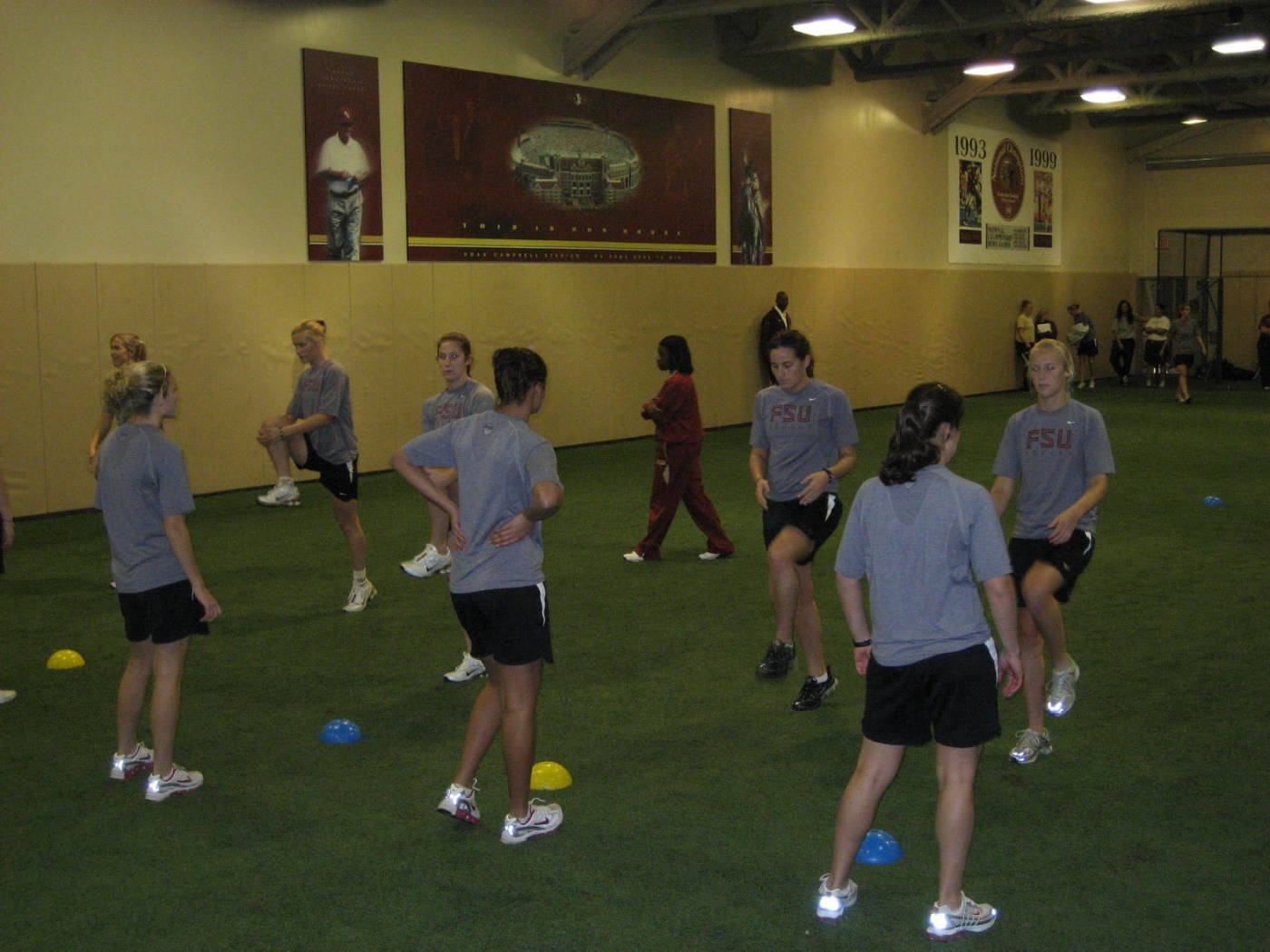 Spring Soccer Conditioning