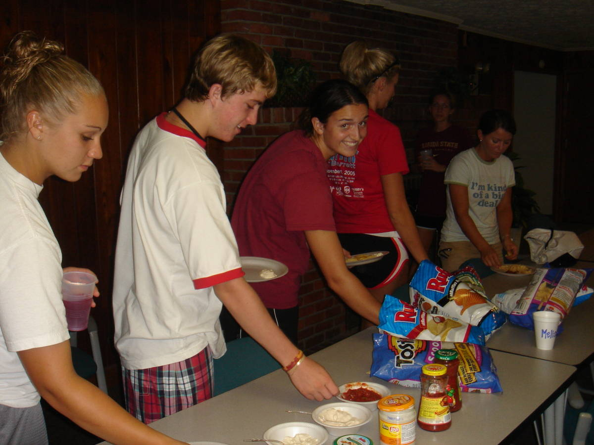 SAAC Retreat - September 2006