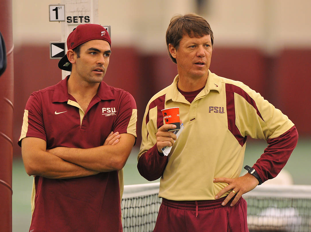Andy Gerst and Dwayne Hultquist - FSU vs. Furman 2012