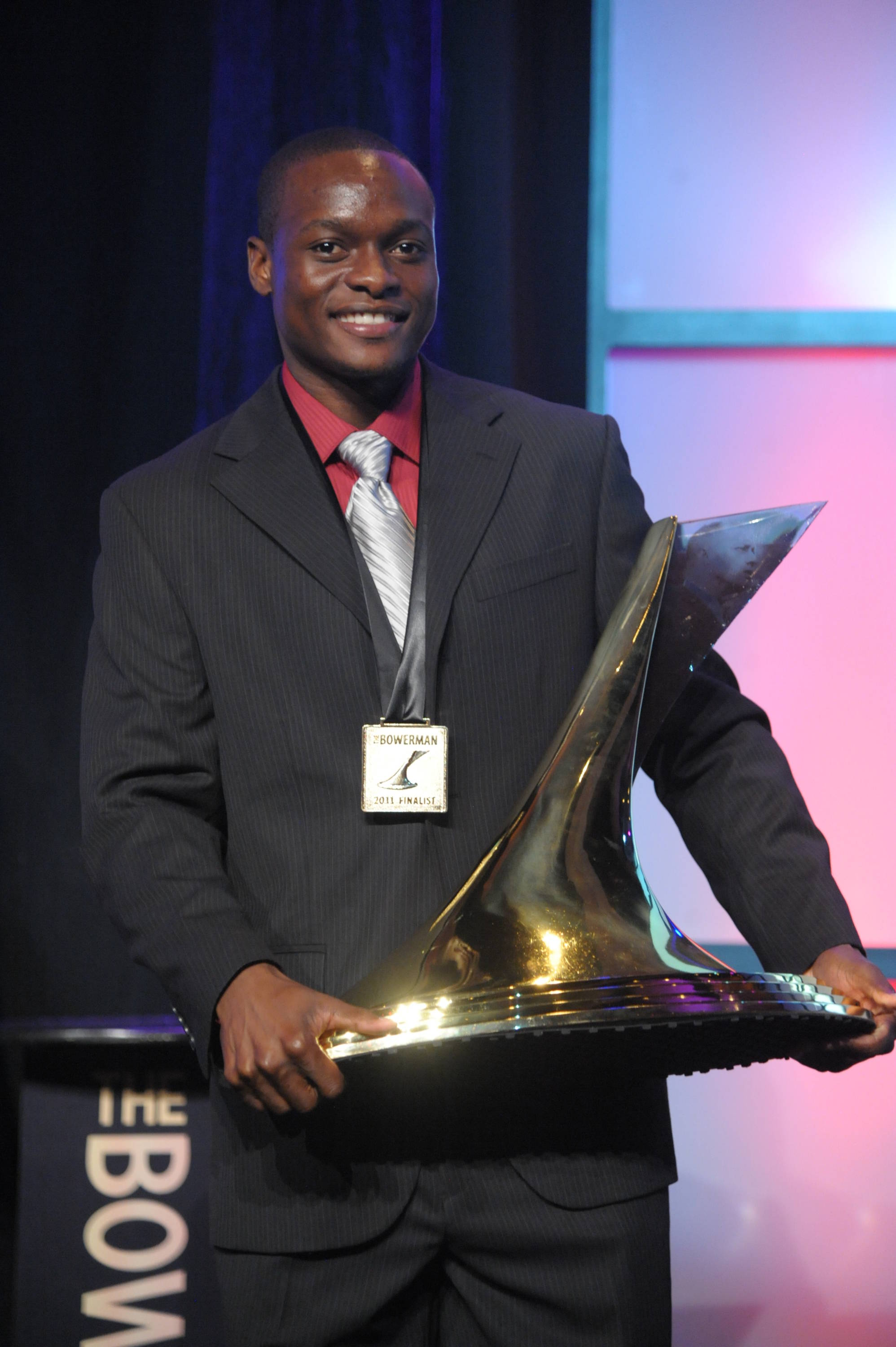 Makusha's smile was as unforgettable as his moving acceptance speech, which made for a pride night for all Seminoles!