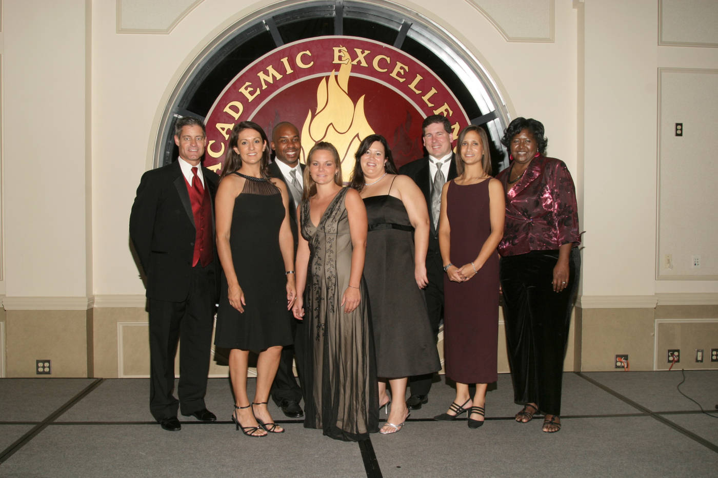 Florida State's Academic Support Staff.