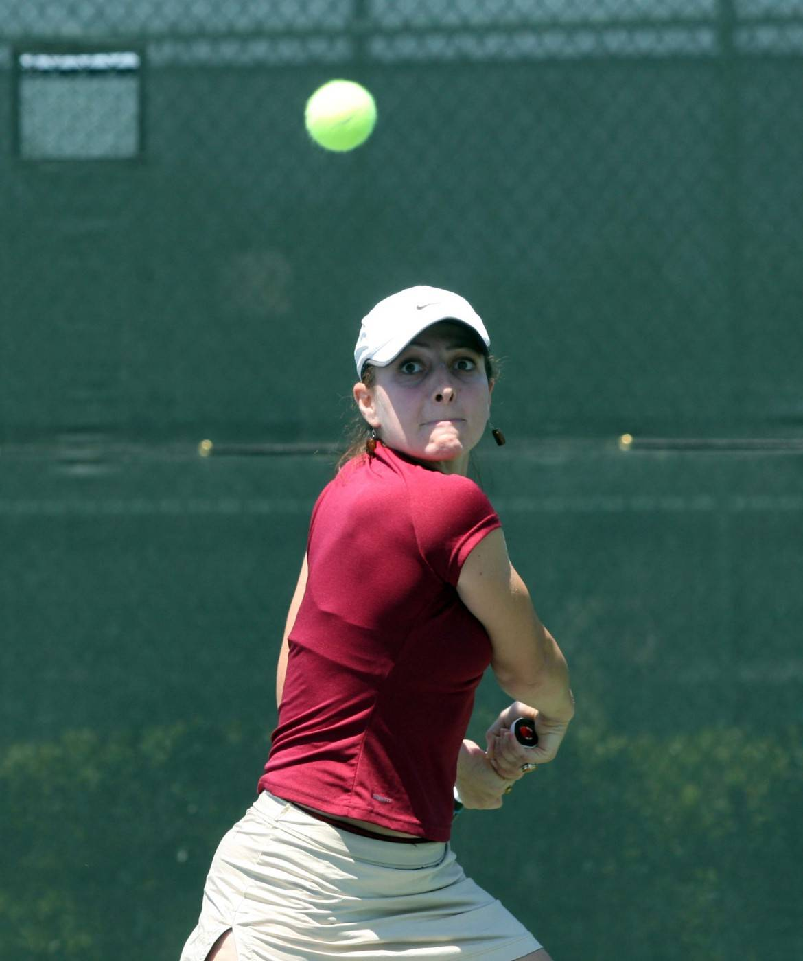 2009 ACC Tennis Championships Second Round.