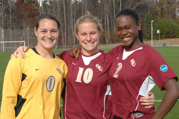 Seniors at College Cup