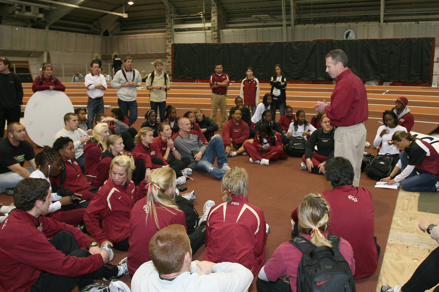 The 2009 ACC Indoor Championship