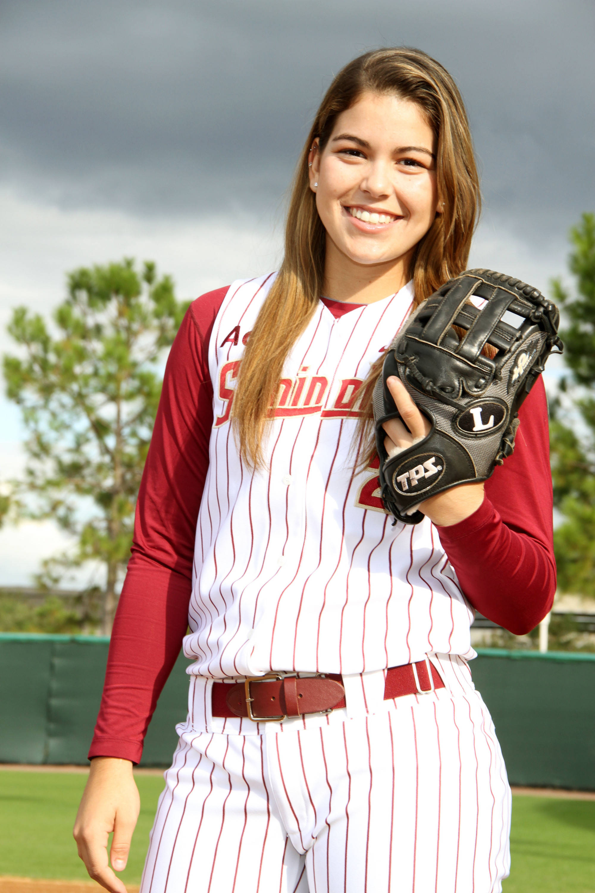 2012 FSU Softball Team Evelyn Morgado (2)