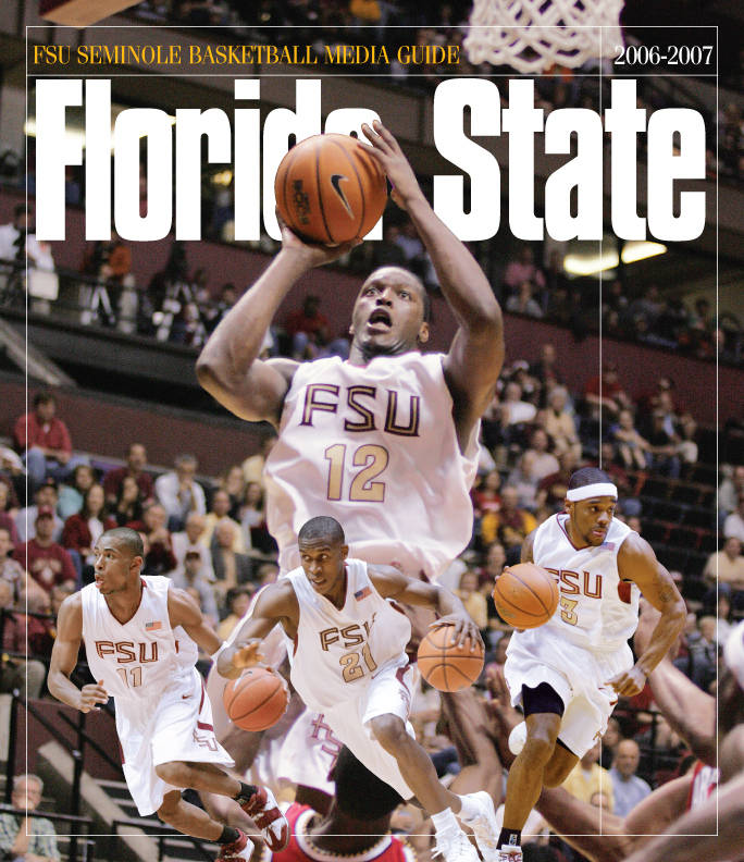 October 17, 2006: The 2006-07 edition of the Florida State basketball media guide is#$%^available on-line and can be found on the men's basketball page at#$%^exclusively at seminoles.com.