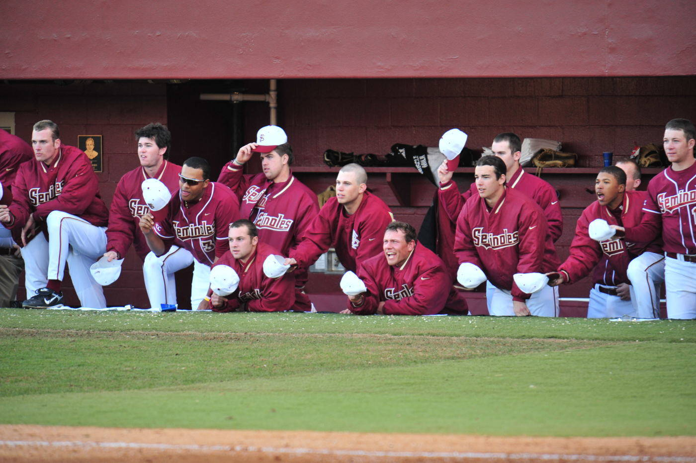The 2009 Seminole Baseball team