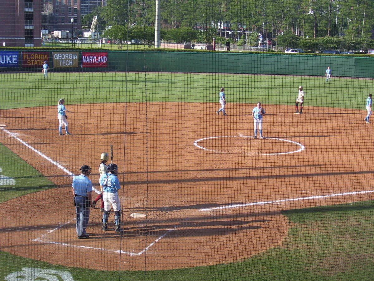 The Tar Heels and the Seminoles square off.