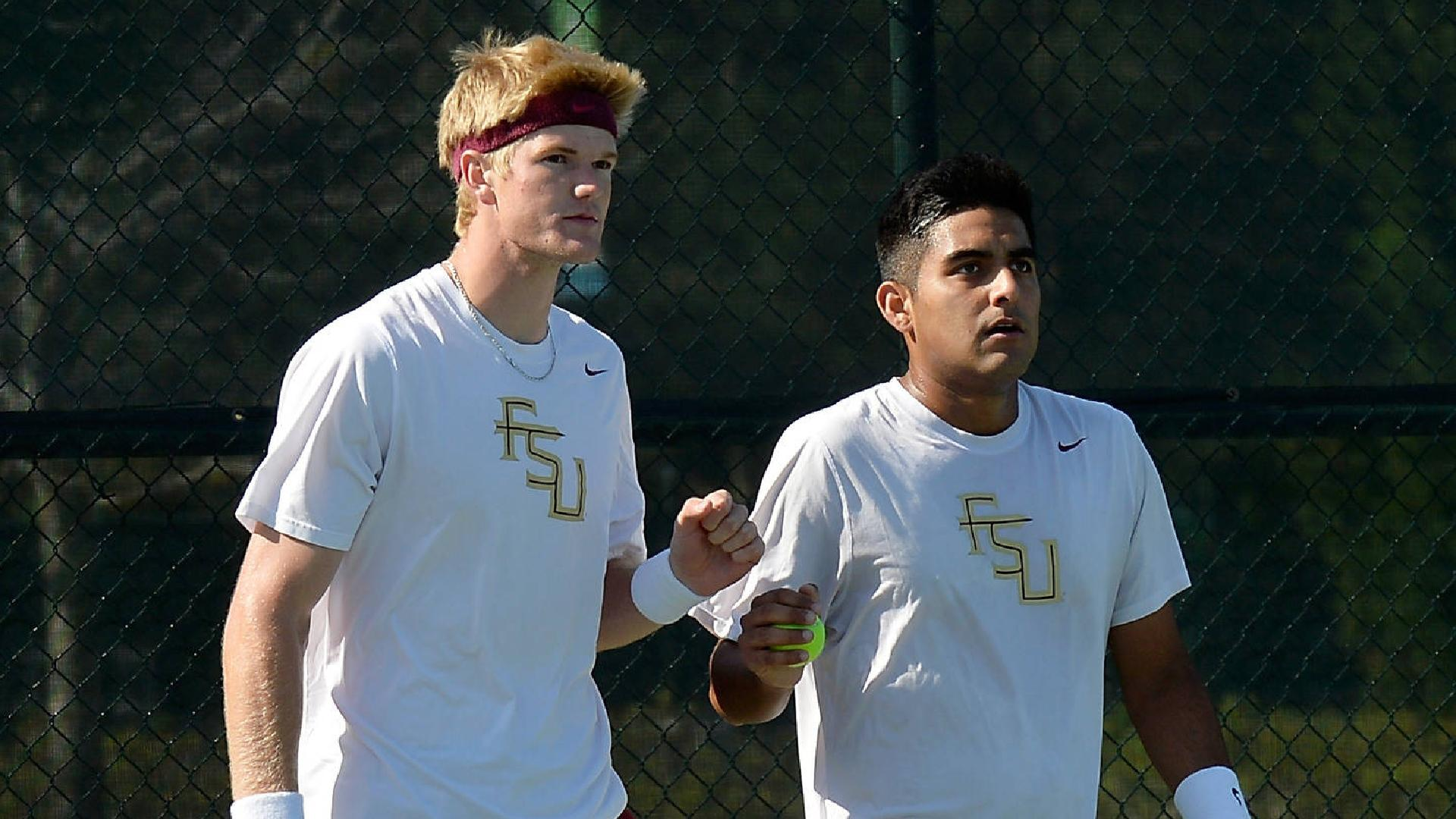 Men's Tennis at ACC Championships
