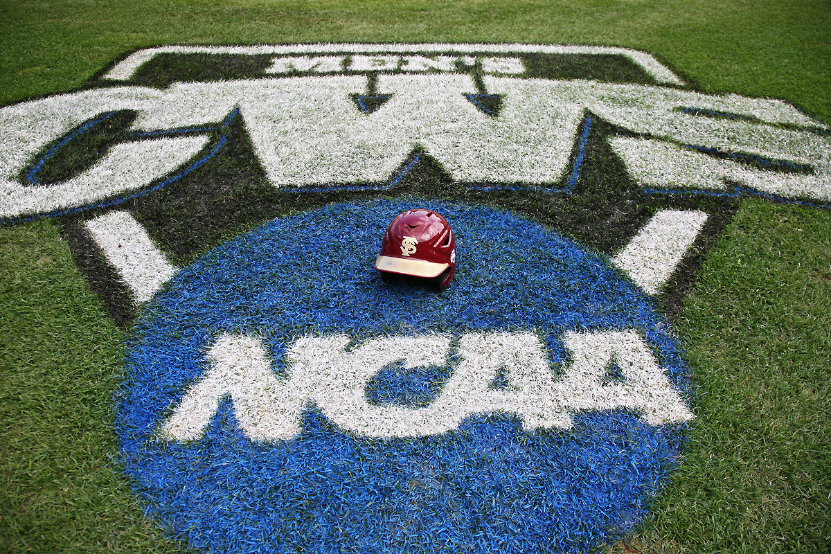 Florida State at the CWS