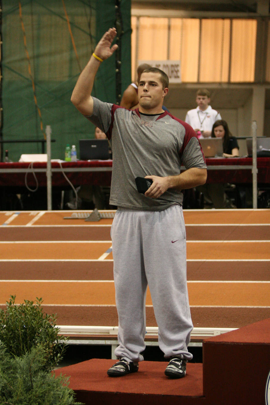 The 2009 ACC Indoor Championships.