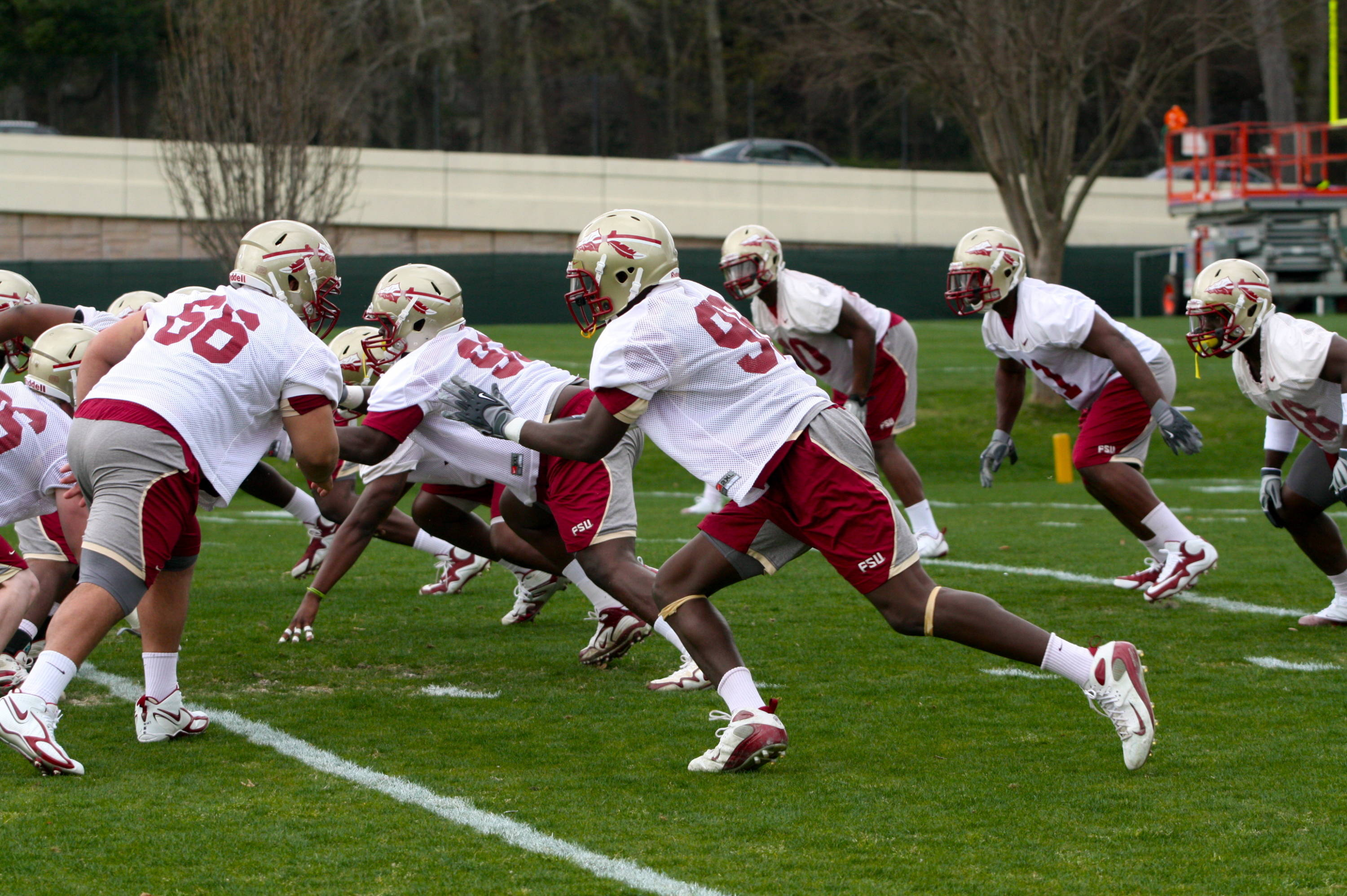 The Florida State defense