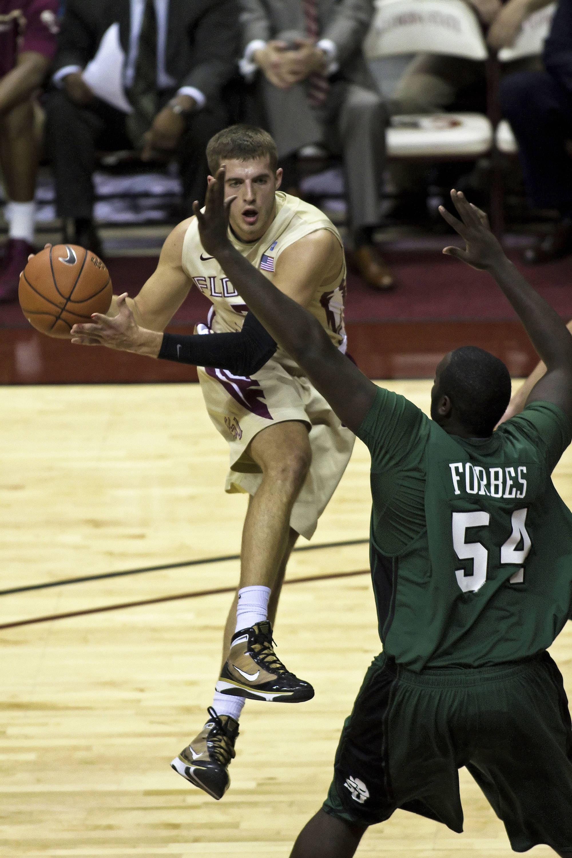 FSU vs Stetson - 12/15/2010 - Luke Loucks (3)