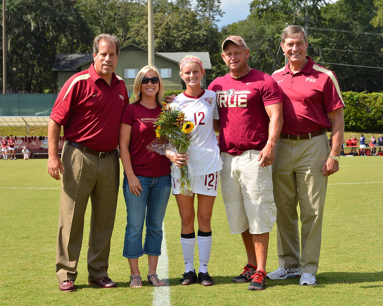 Senior Day Tribute: Dria Hampton