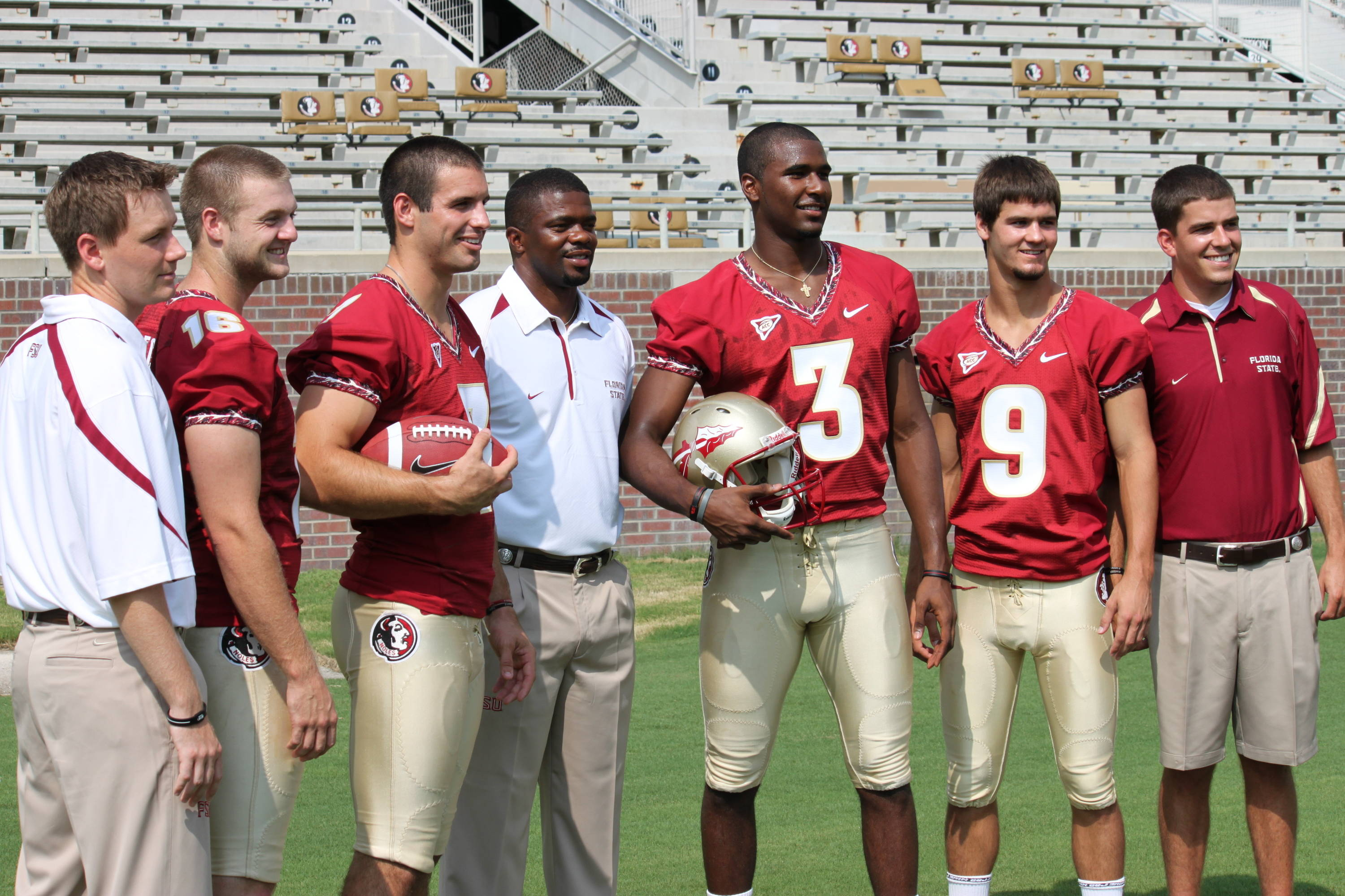 The Florida State quarterbacks.