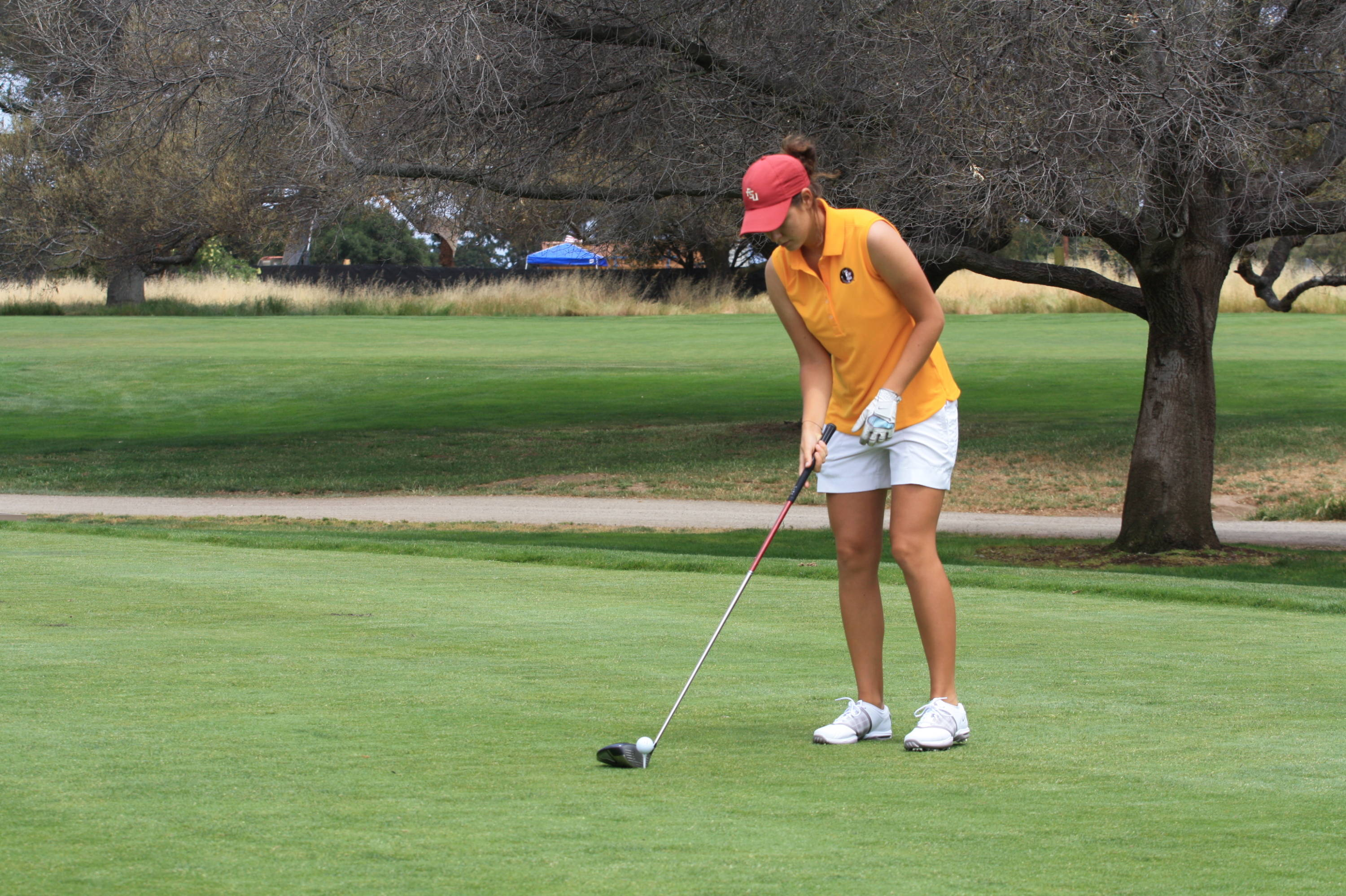 Laure Castelain -- 2013 NCAA West Regional