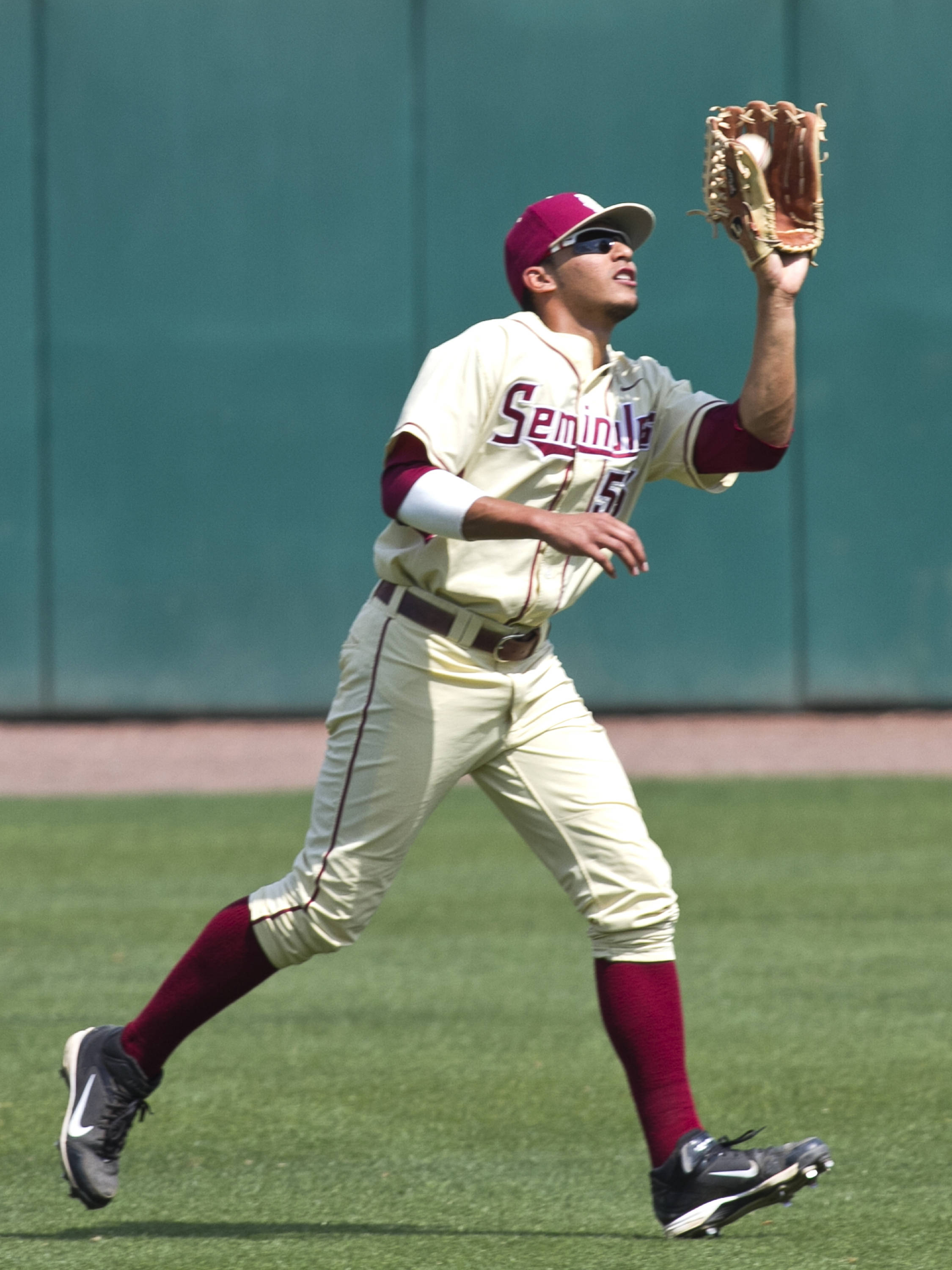Jose Brizuela (53),FSU VS Virginia,  03/18/2012