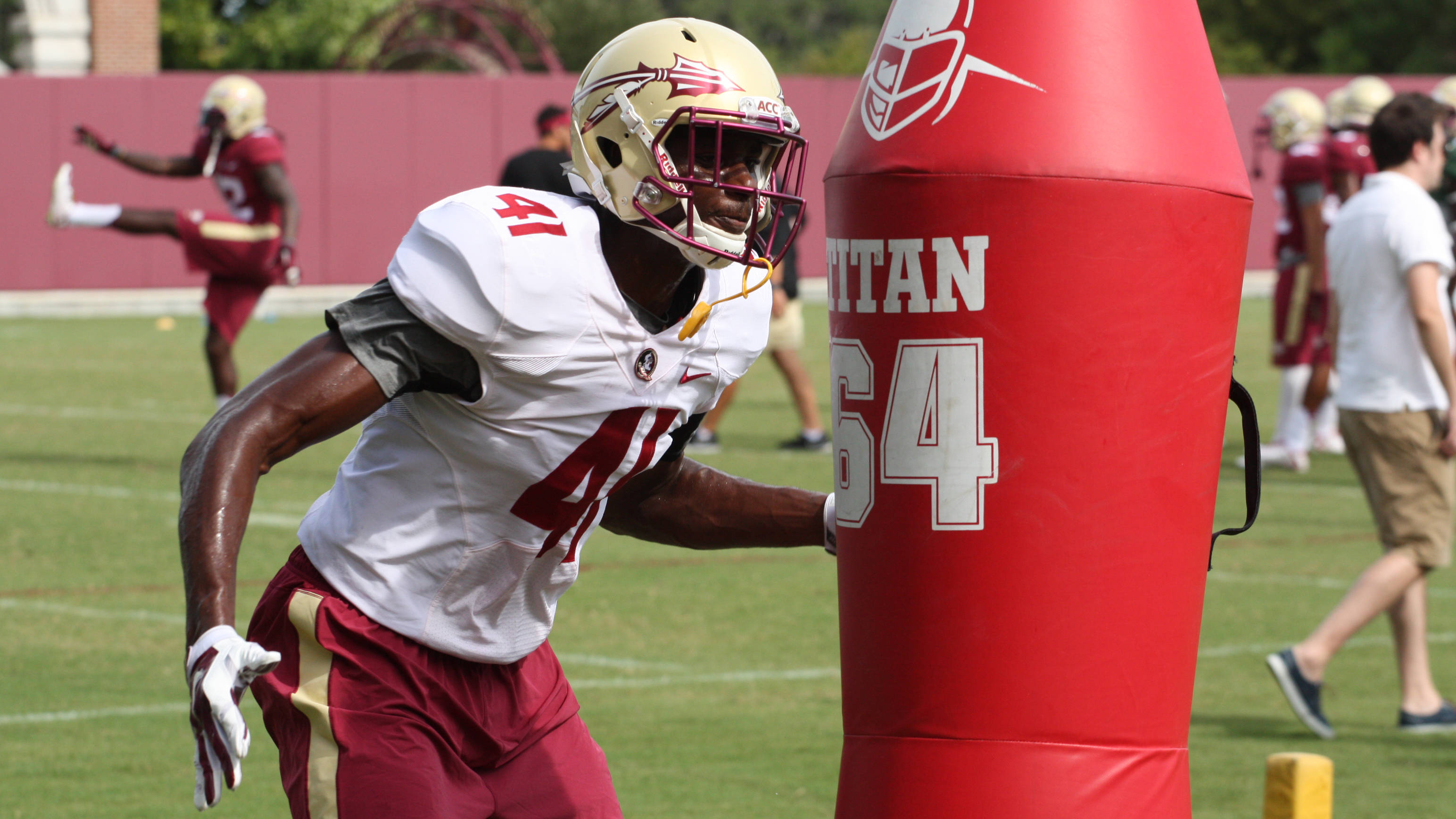 Fall Camp Photo Gallery No. 8
