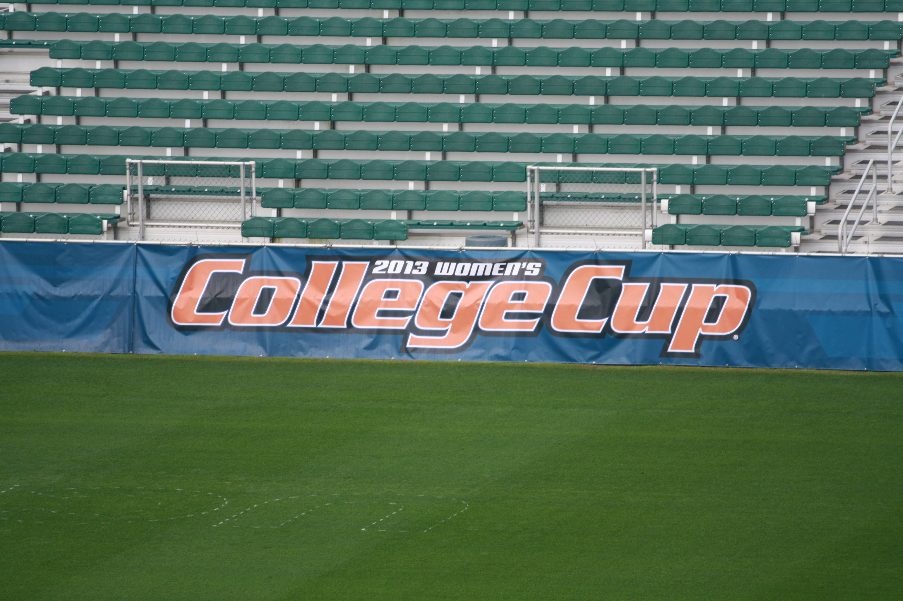 2013 College Cup WakeMed Park in Cary, N.C.