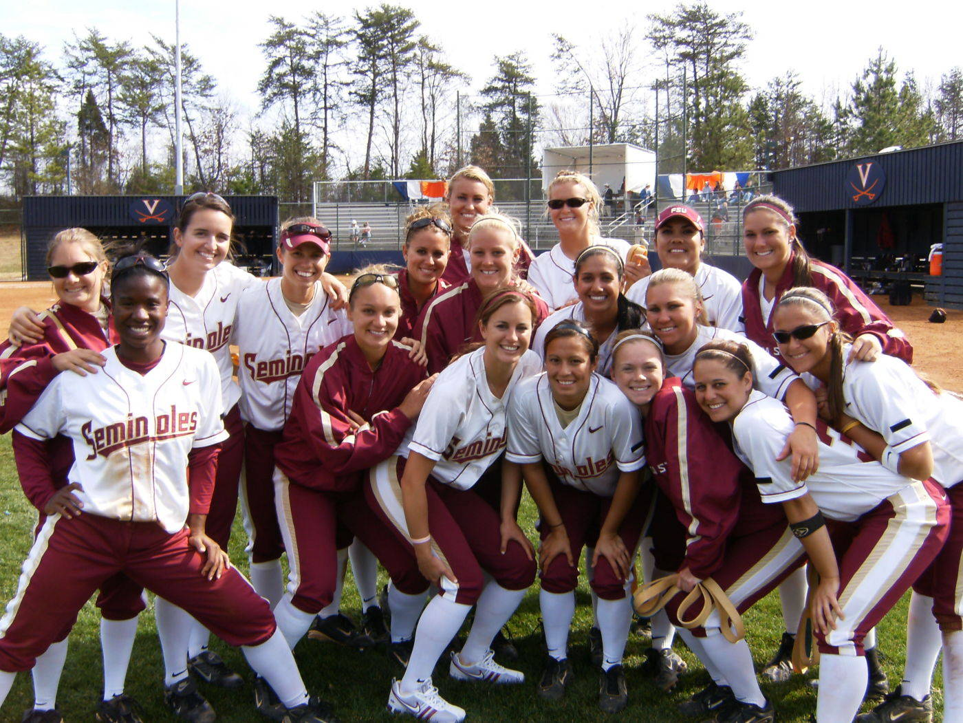 Florida State vs. Virginia - 3/15/08