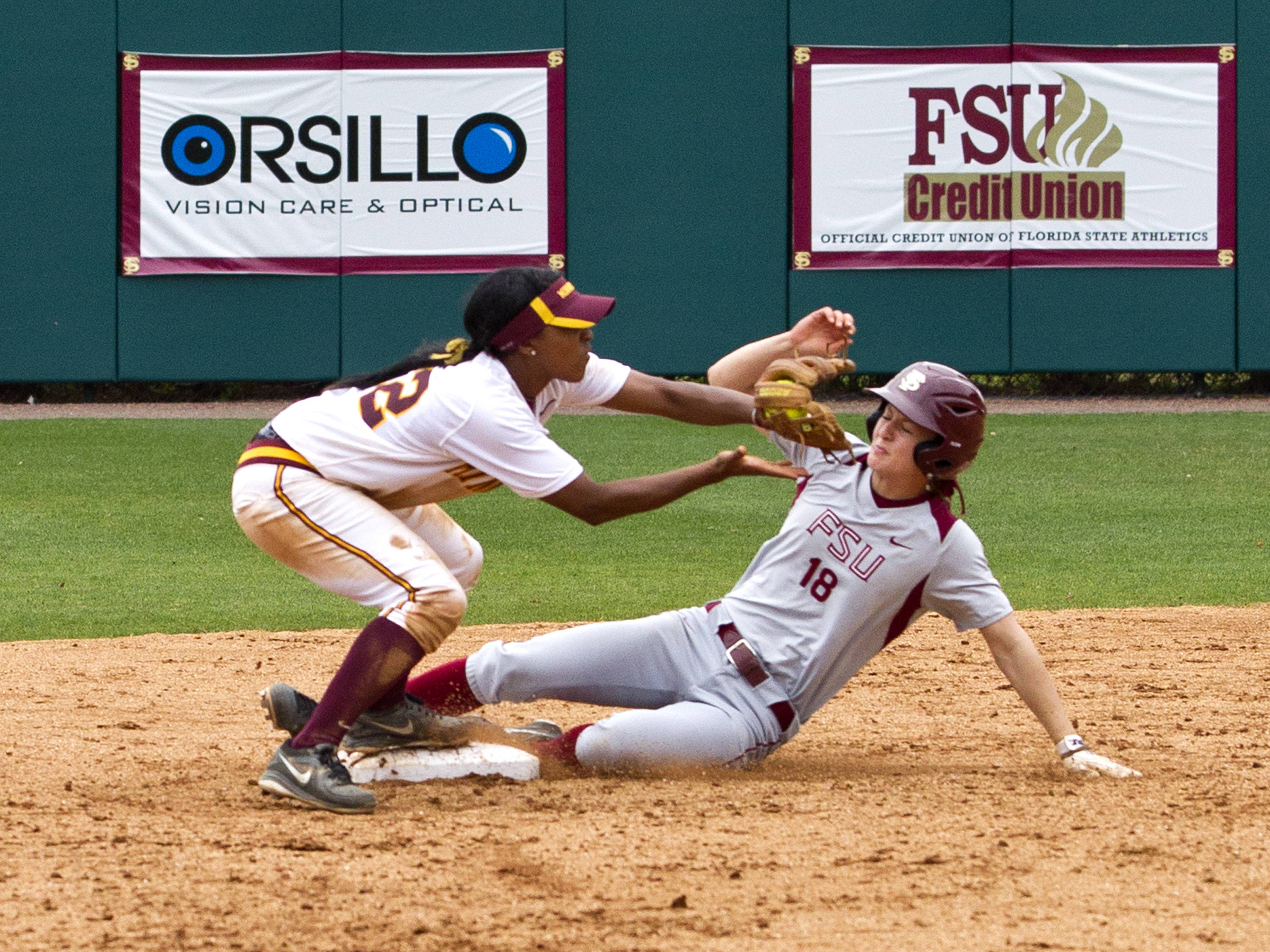 Victoria East (180, FSU vs Minnesota, 03/17/13. (Photo by Steve Musco)