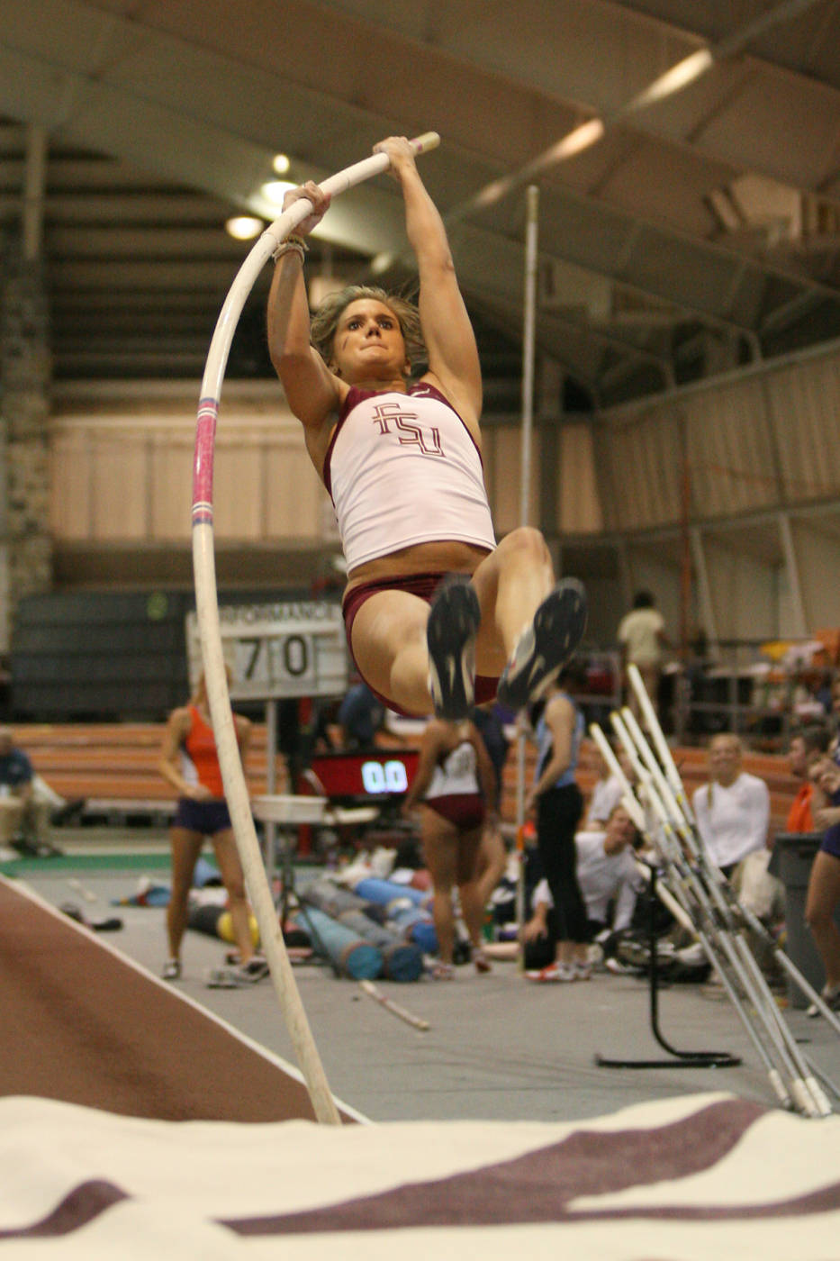 The 2009 ACC Indoor Championships