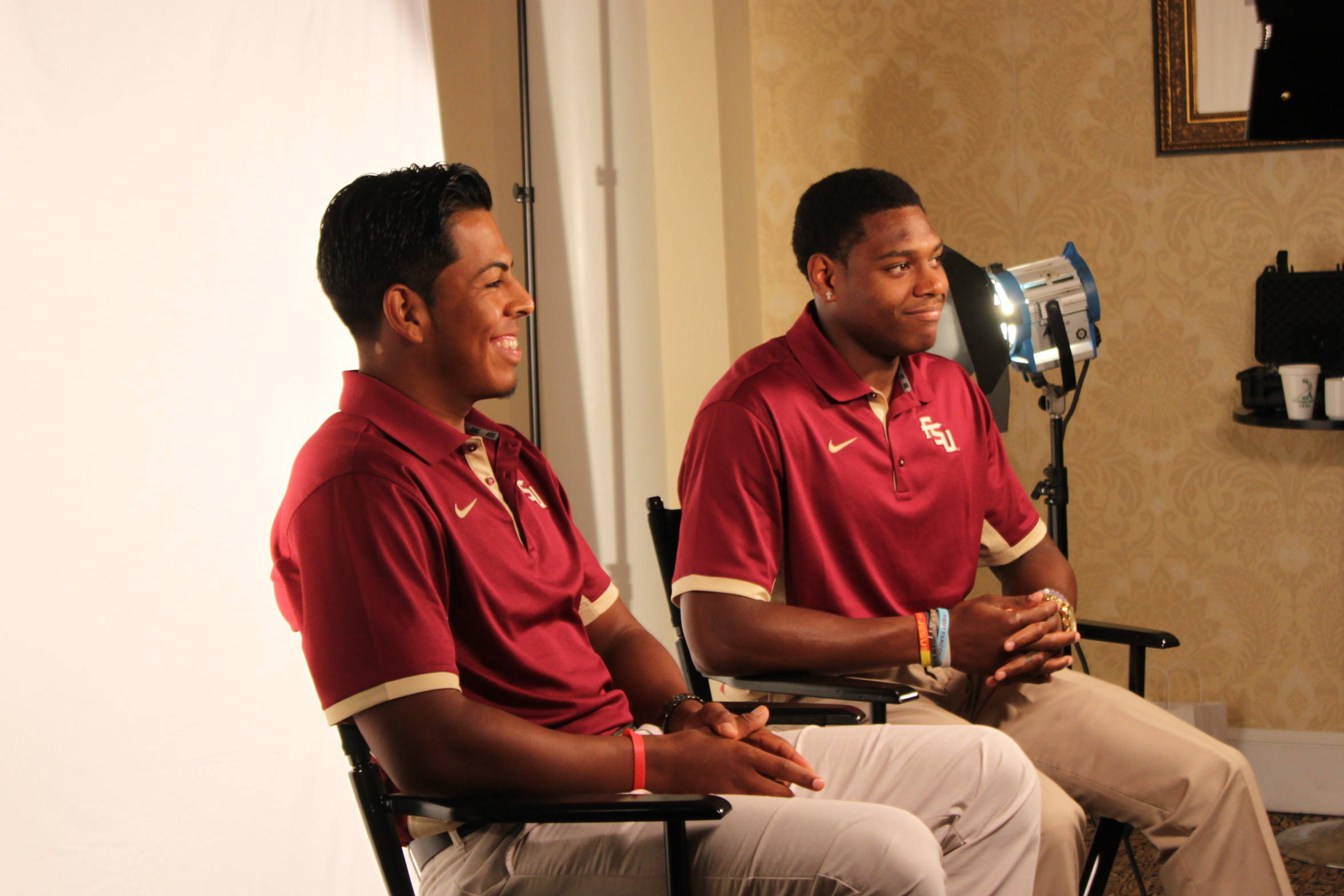 #ACCkickOff With The #Noles — Day 1
