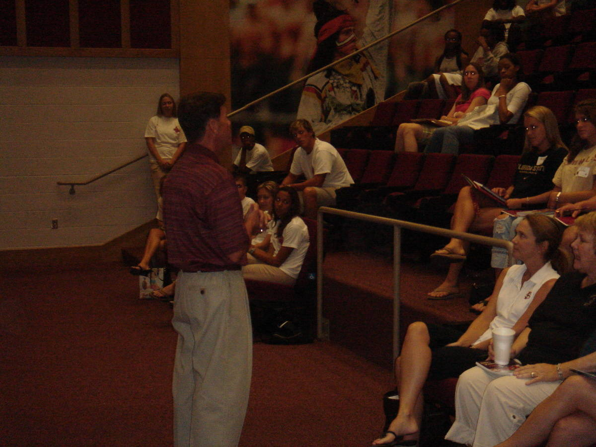2006 Student-Athlete Orientation