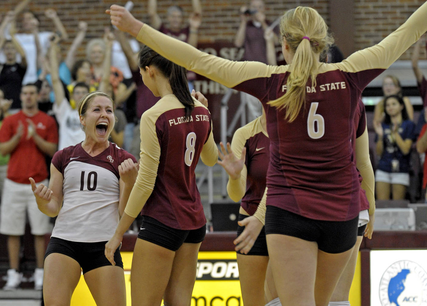 Another match, another victory for a Seminoles team that won 16 ACC games in a row.