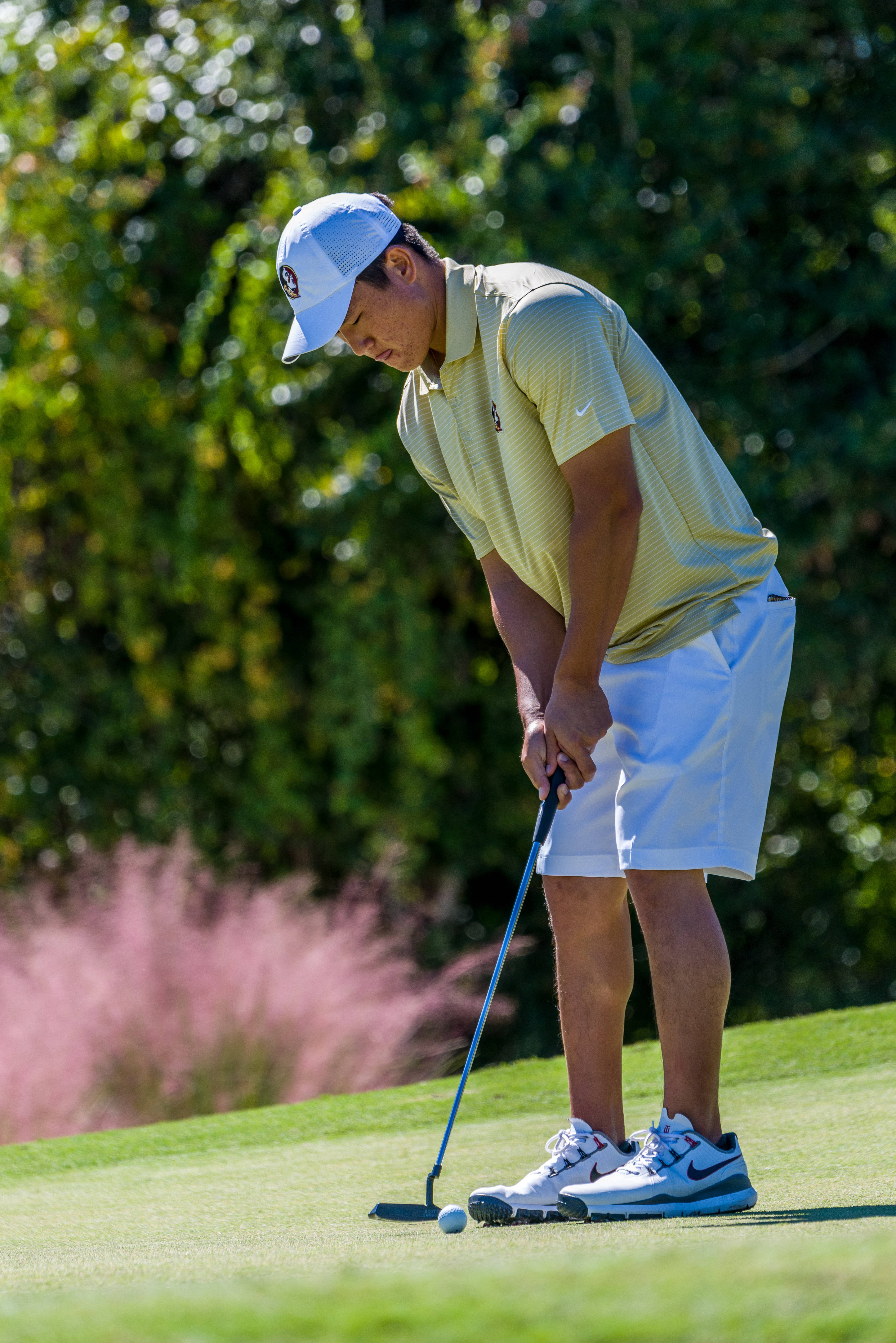 Men's Golf at the FGCU Classic – Day One
