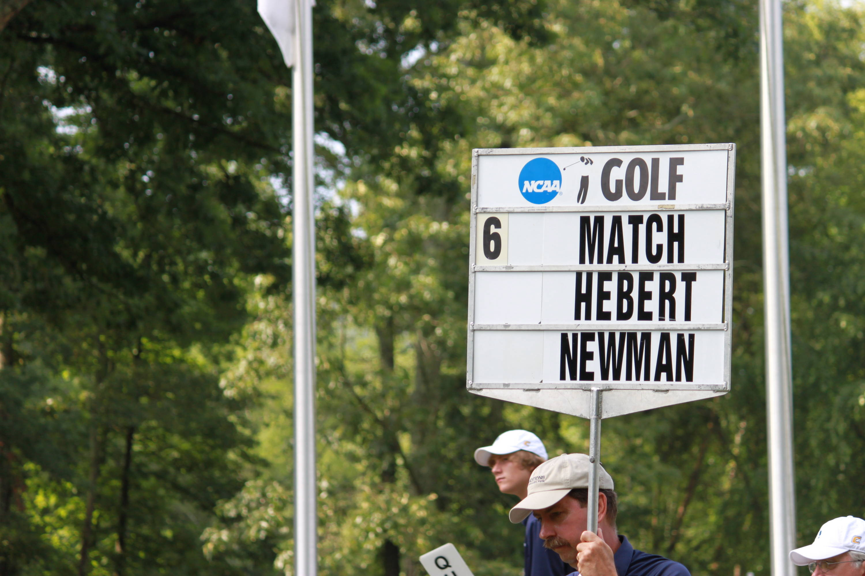 2010 NCAA Mens' Golf Championship Day 5