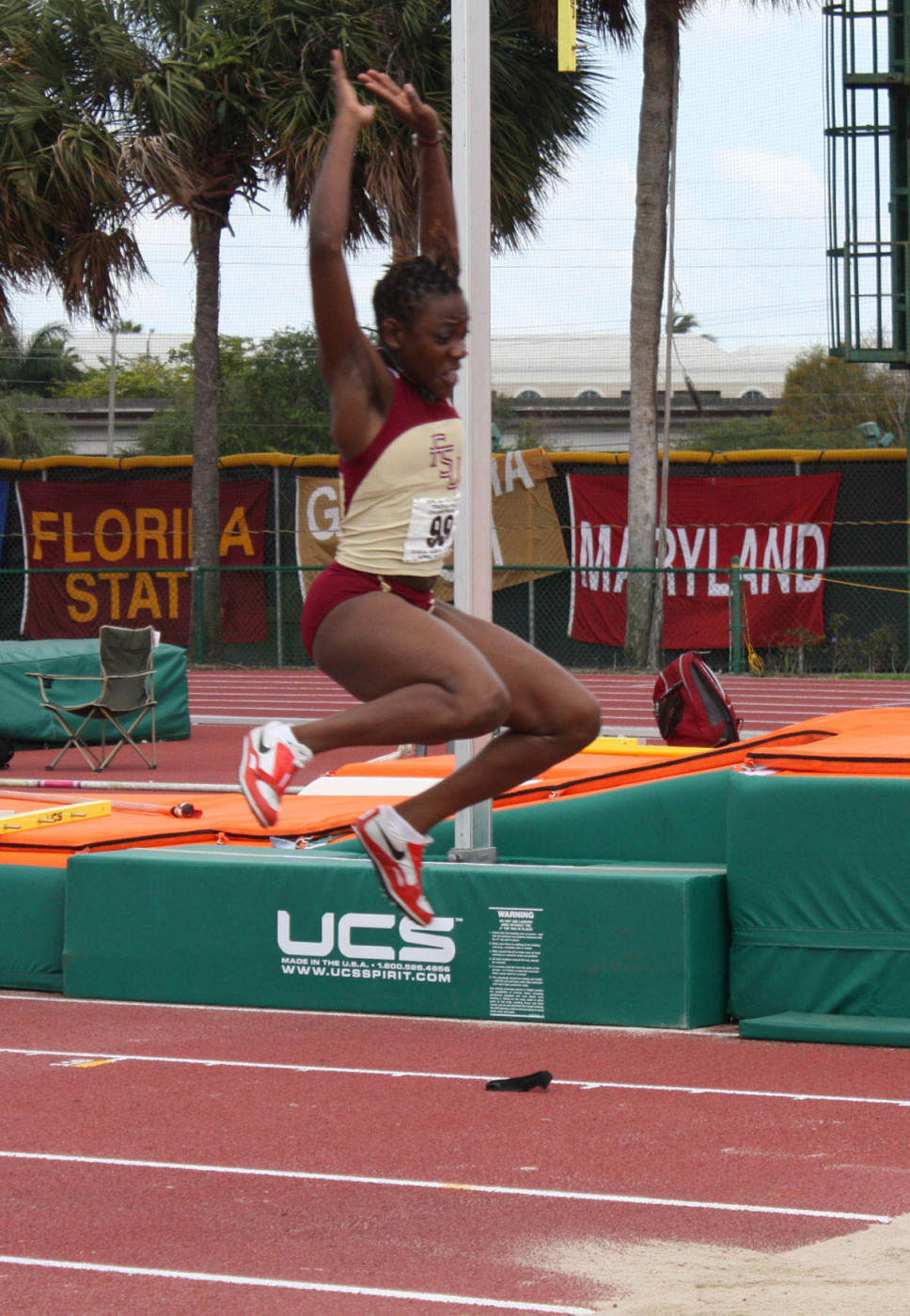 ACC Outdoor Track & Field Championships Day Two - 8