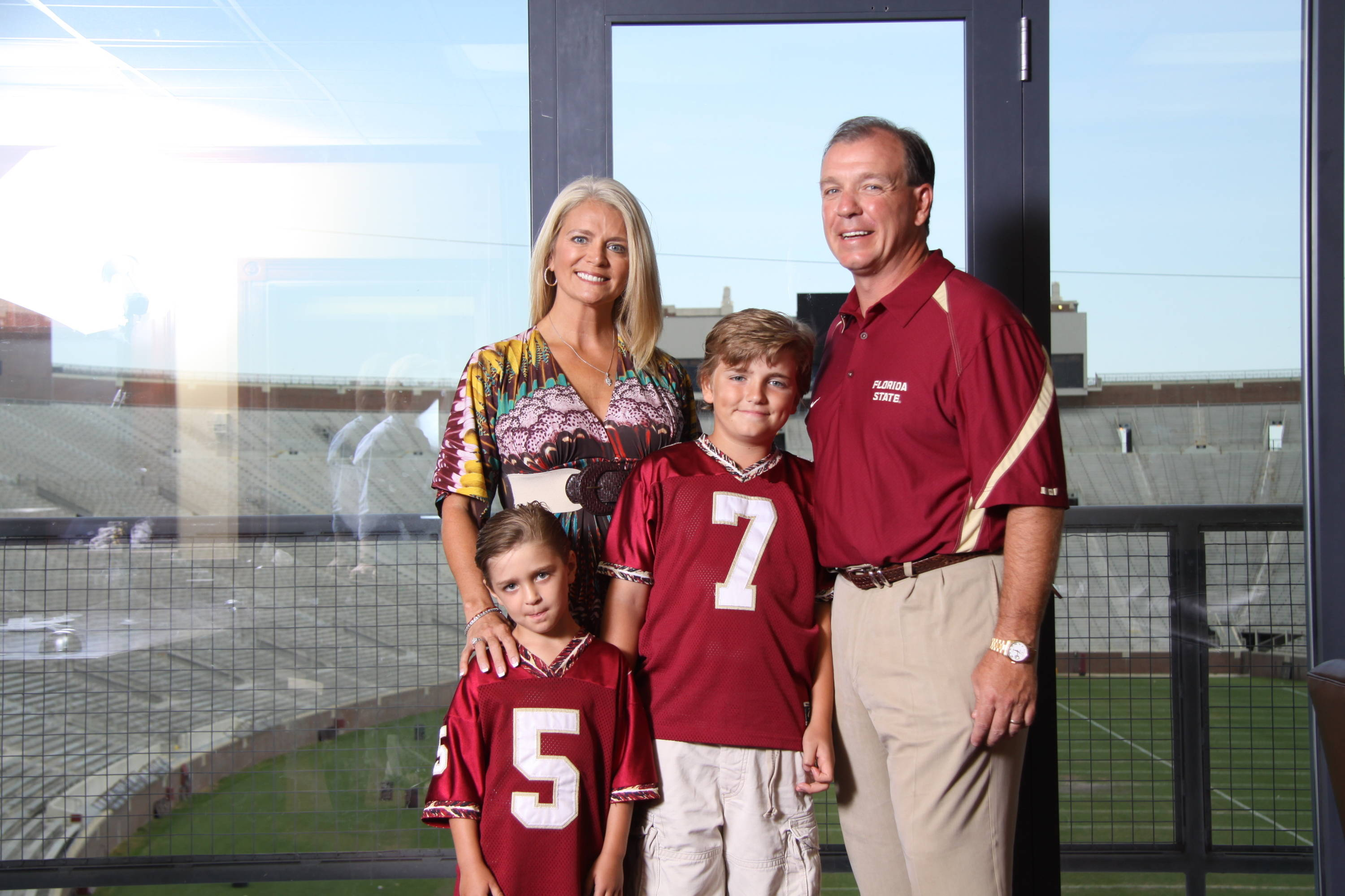 Football Family Photos