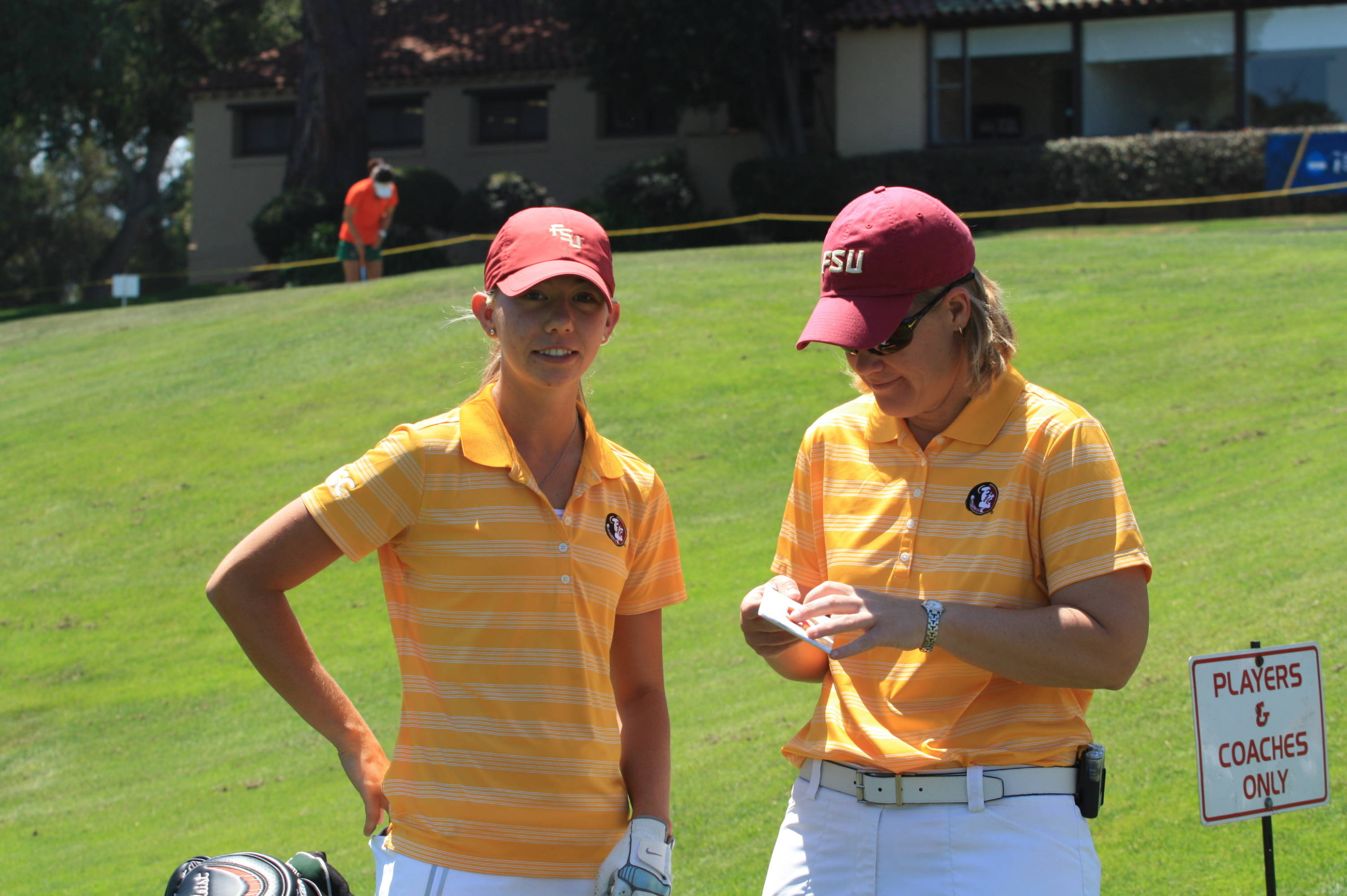 Carlton Kuhlo, Amy Bond -- 2013 NCAA West Regional Championships