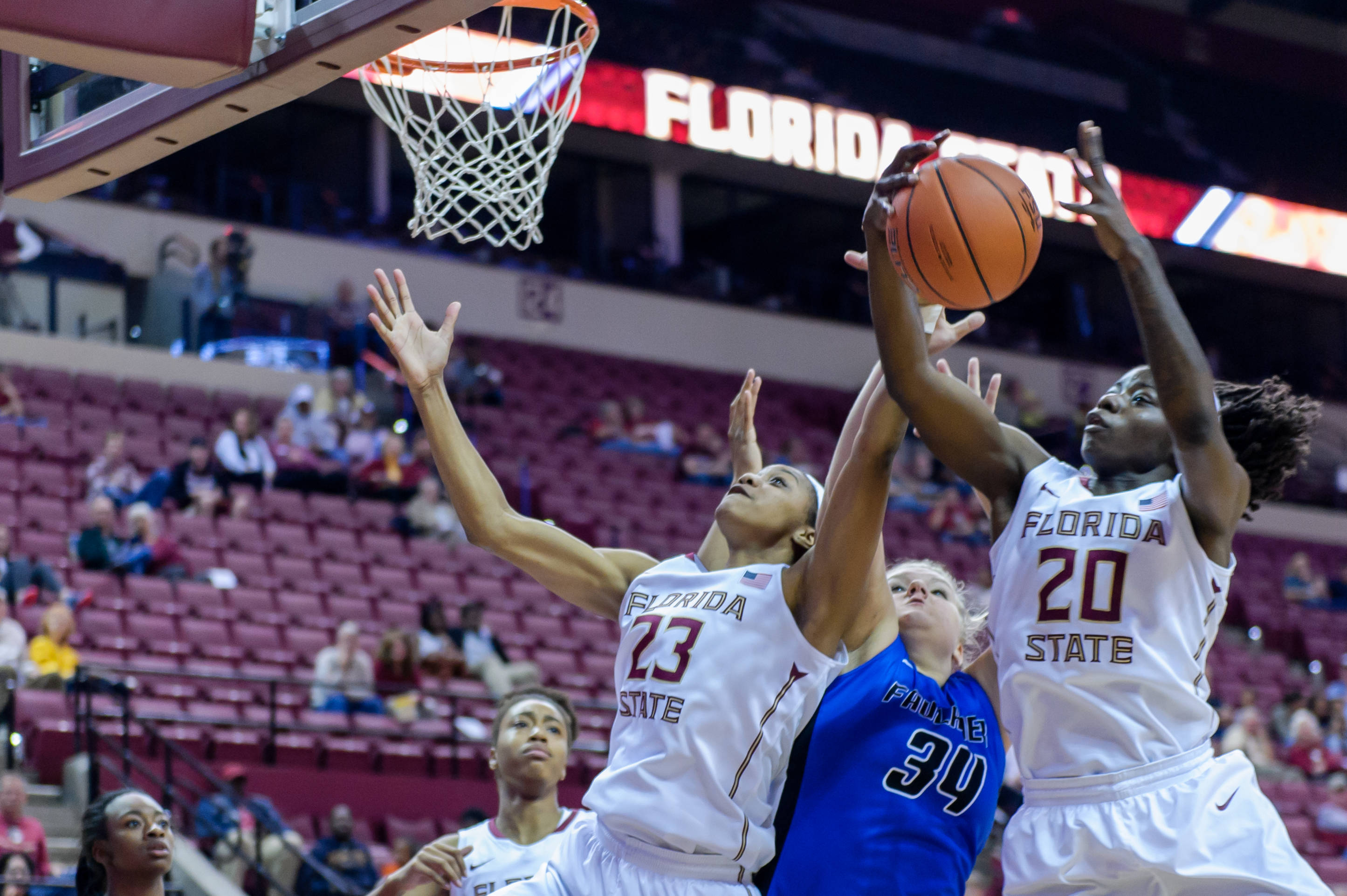 More FSU-Faulkner Photos