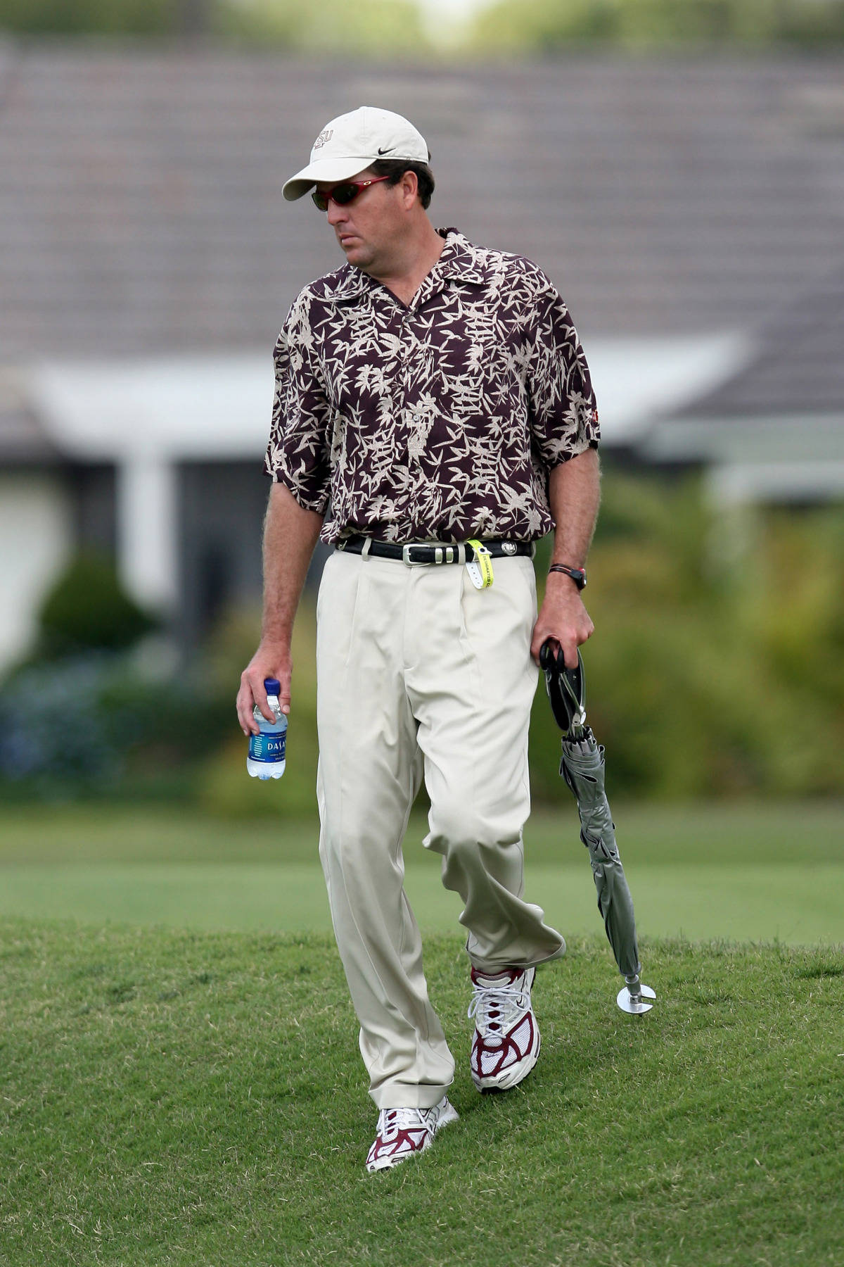 April 4, 2007: Trey Jones, the head men's golf coach at Florida State, is featured#$%^in the April 3 issue of the Tallahassee Democrat.  The story can be#$%^found online at tallahassee.com.