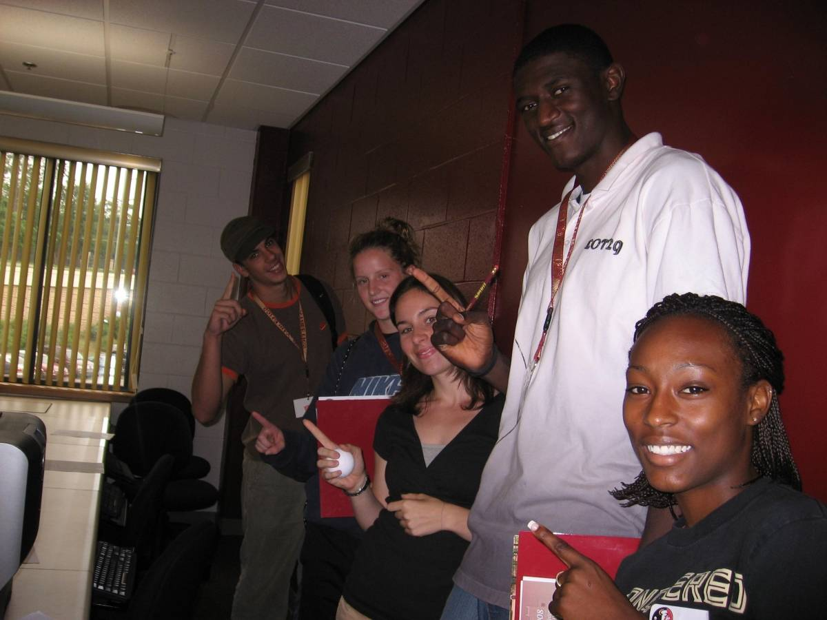 2007 New Student Orientation